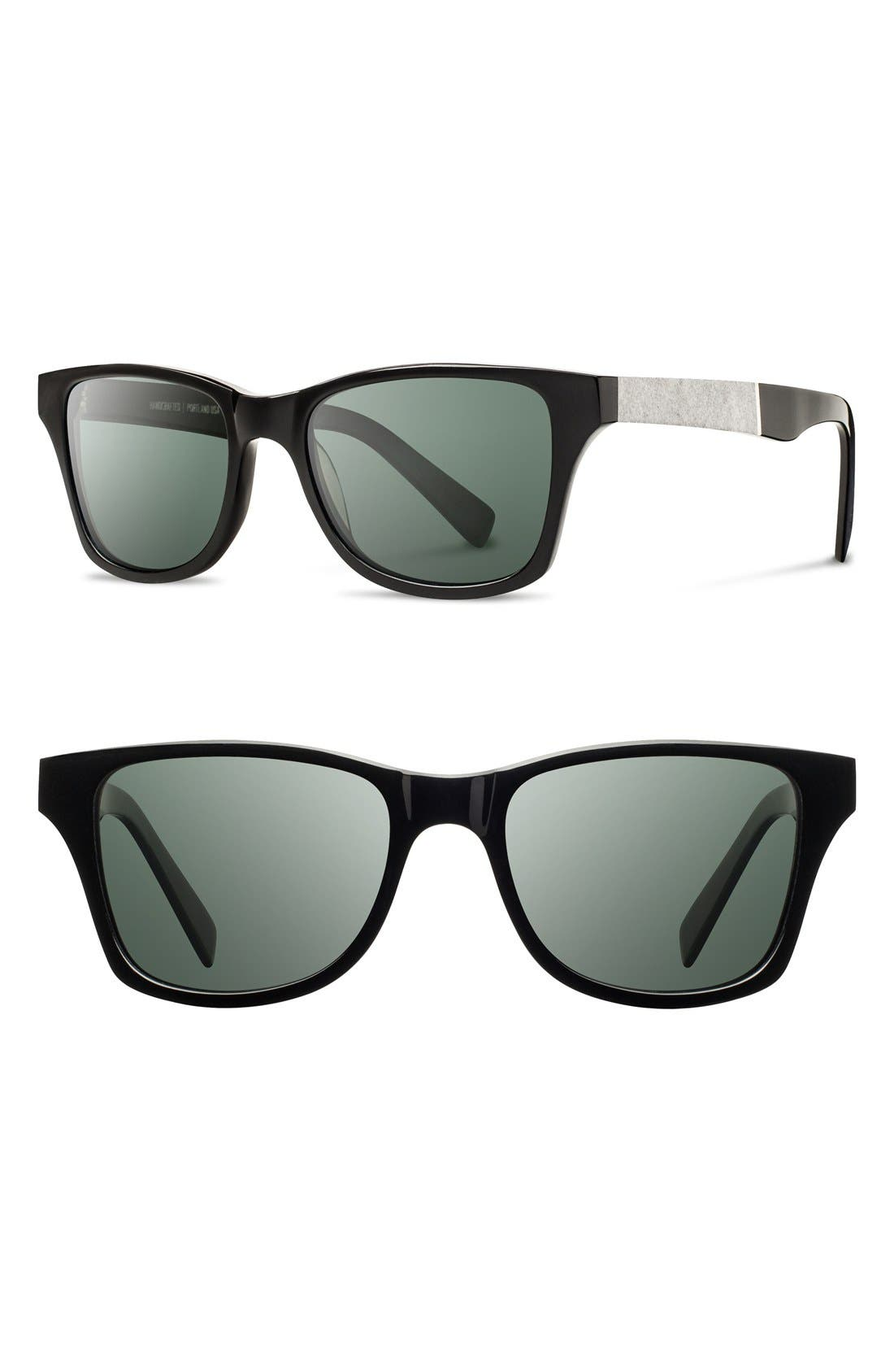 'Canby' 53mm Polarized Sunglasses,                             Main thumbnail 3, color,