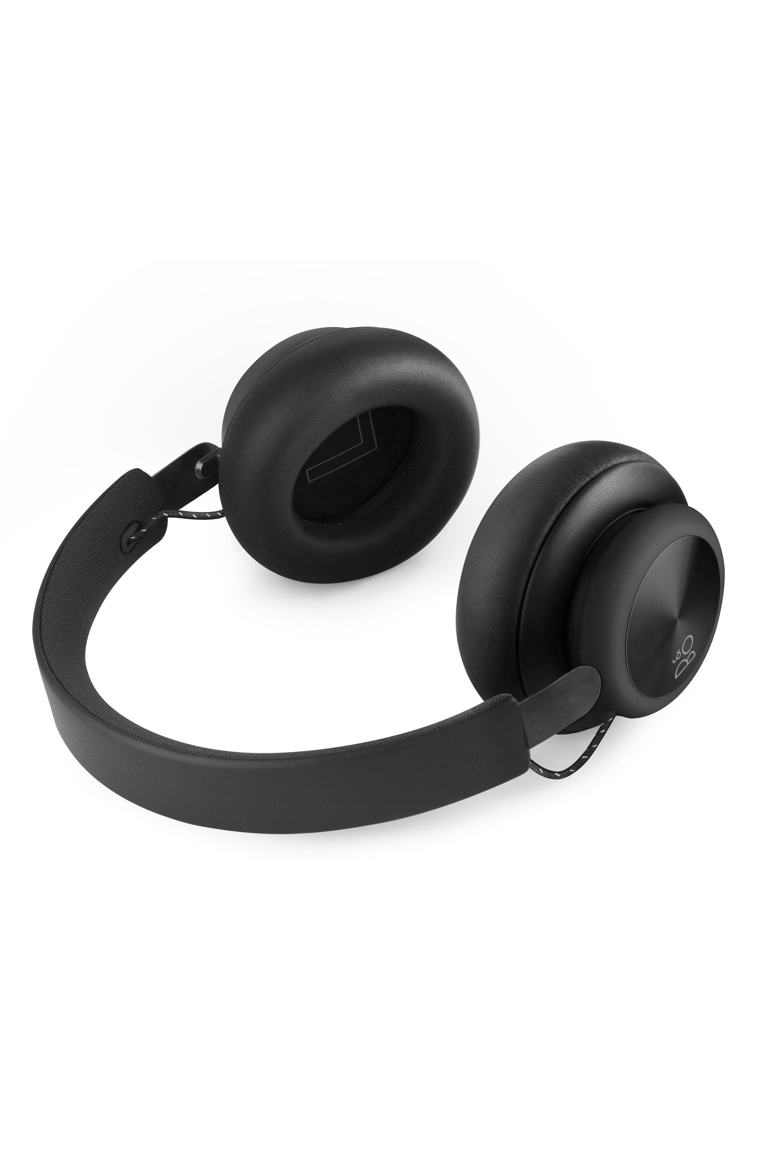 PLAY H4 Wireless Over Ear Headphones,                             Alternate thumbnail 4, color,                             001