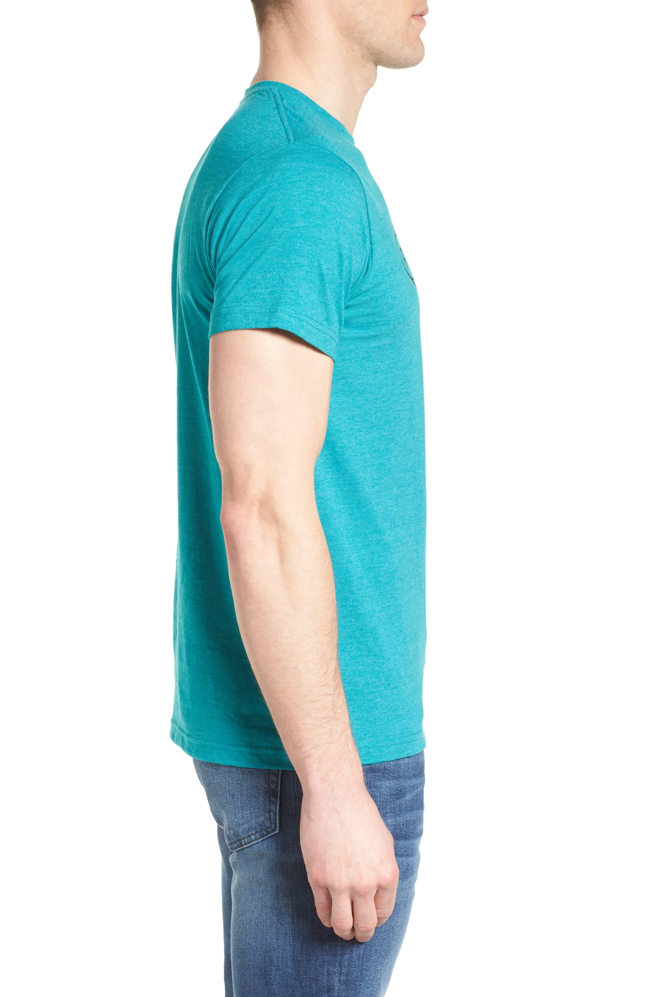 'Fitz Roy Crest' Slim Fit Organic Cotton Blend T-Shirt,                             Alternate thumbnail 22, color,