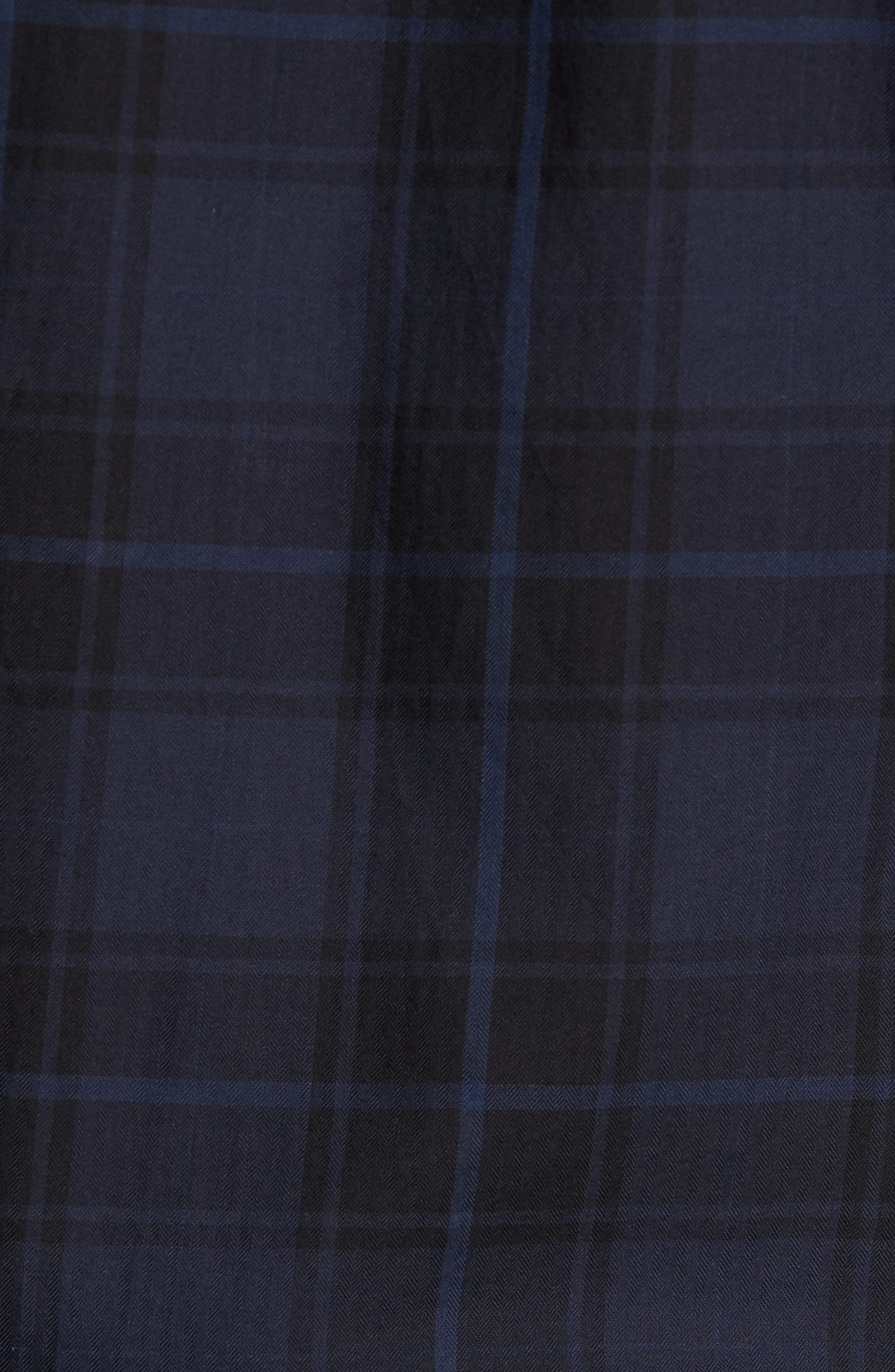 Wallace Slim Fit Sport Shirt,                             Alternate thumbnail 9, color,