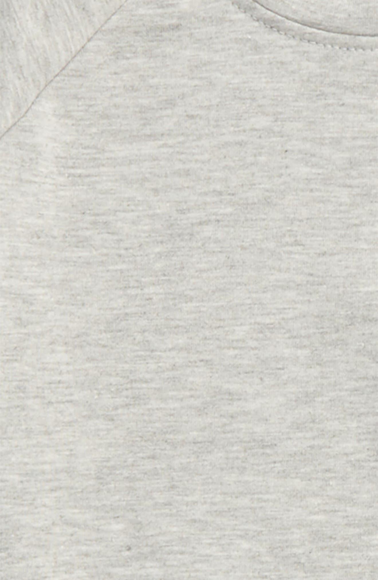 Cold Shoulder Sweatshirt,                             Alternate thumbnail 2, color,                             020