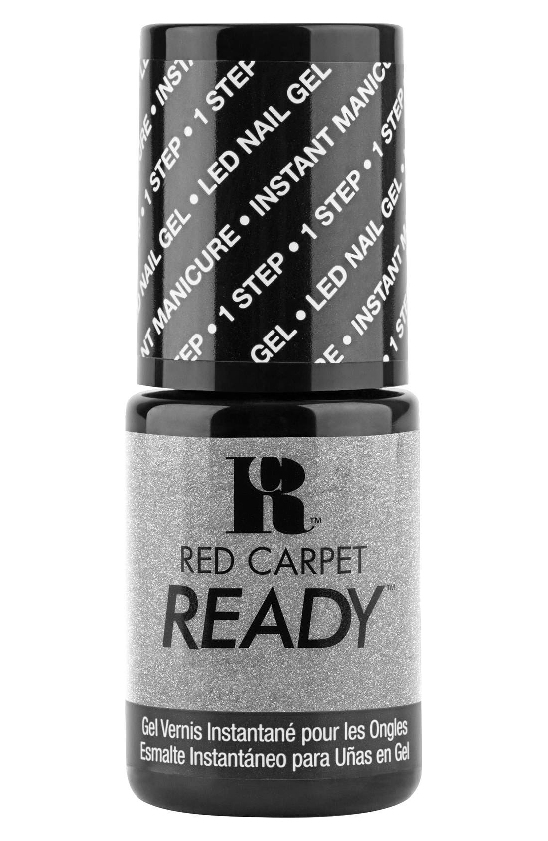 'Red Carpet Ready' LED Nail Gel Polish,                             Main thumbnail 3, color,