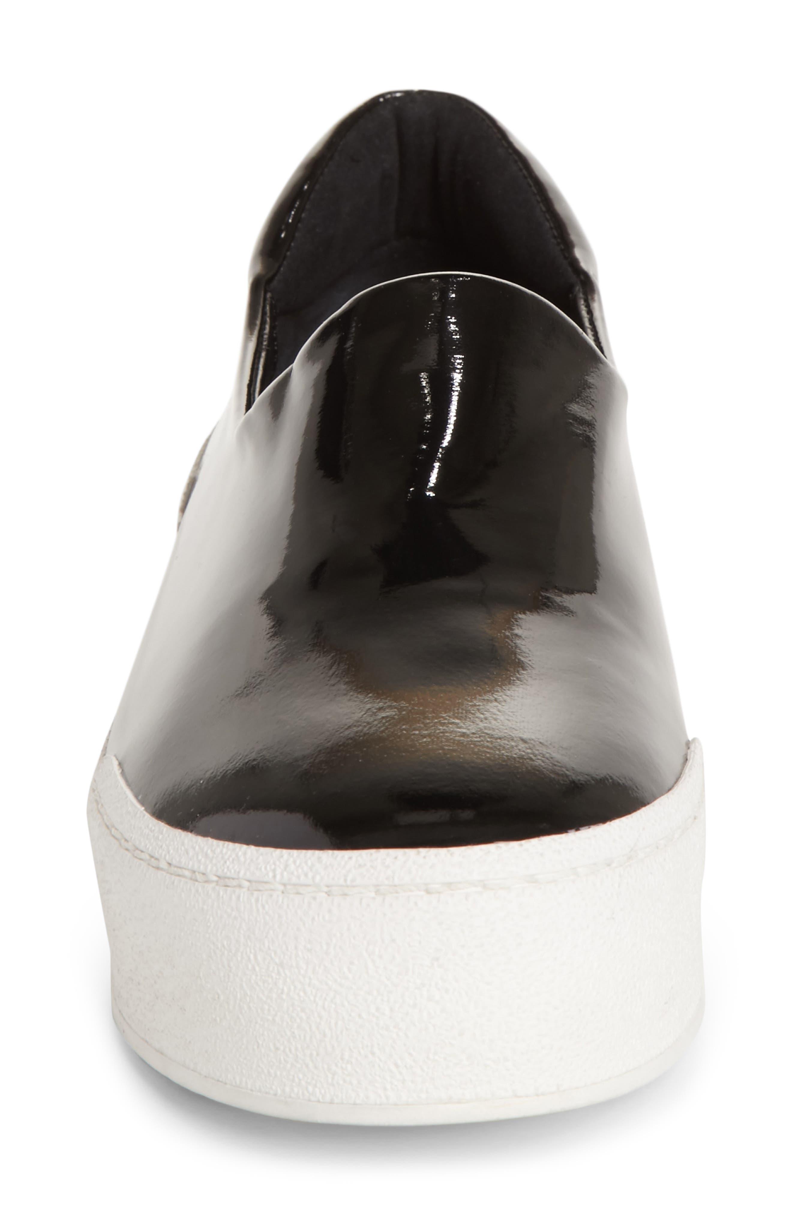 Didi Slip-On Sneaker,                             Alternate thumbnail 4, color,                             001