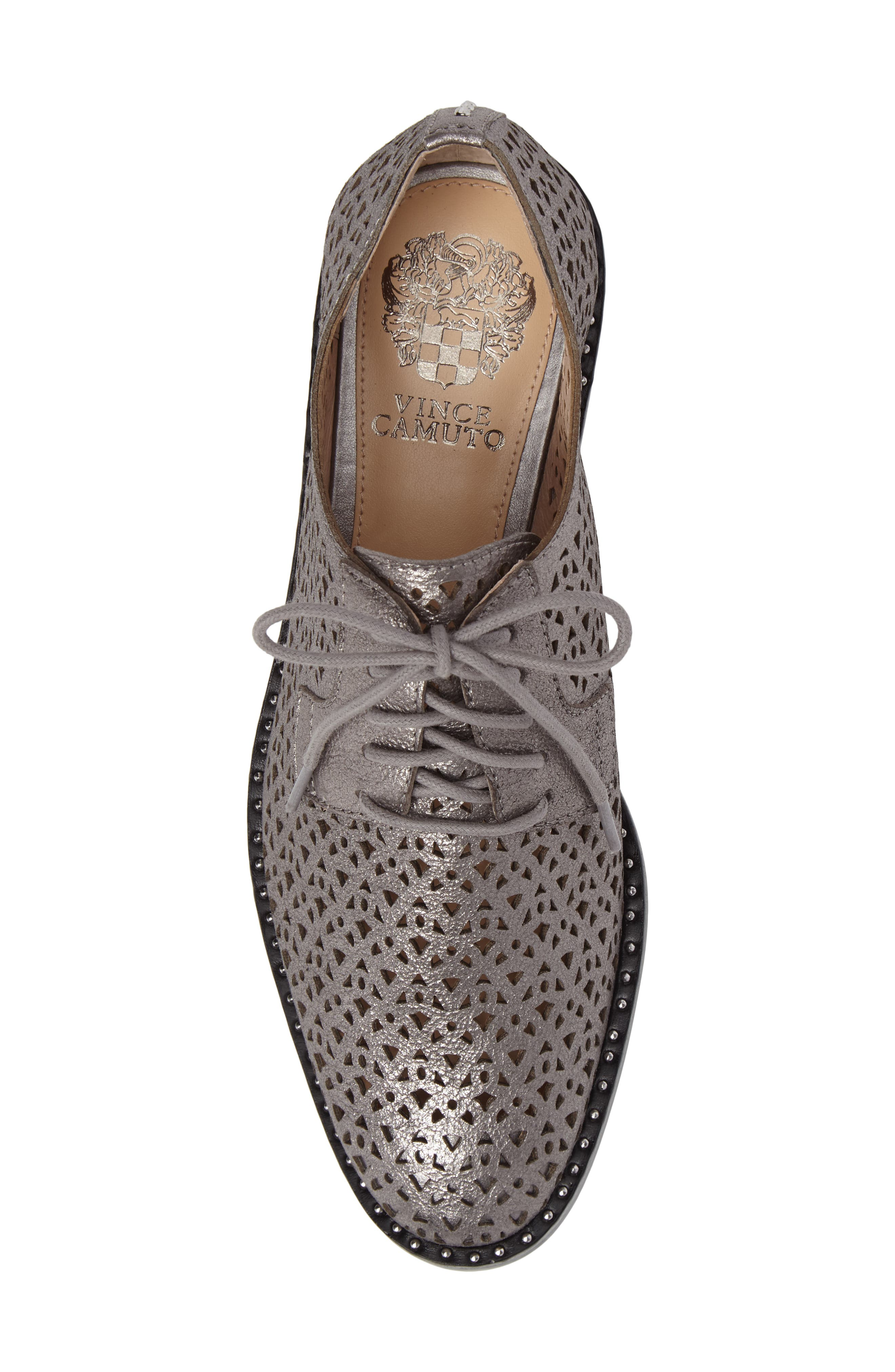 Lesta Geo Perforated Oxford,                             Alternate thumbnail 23, color,