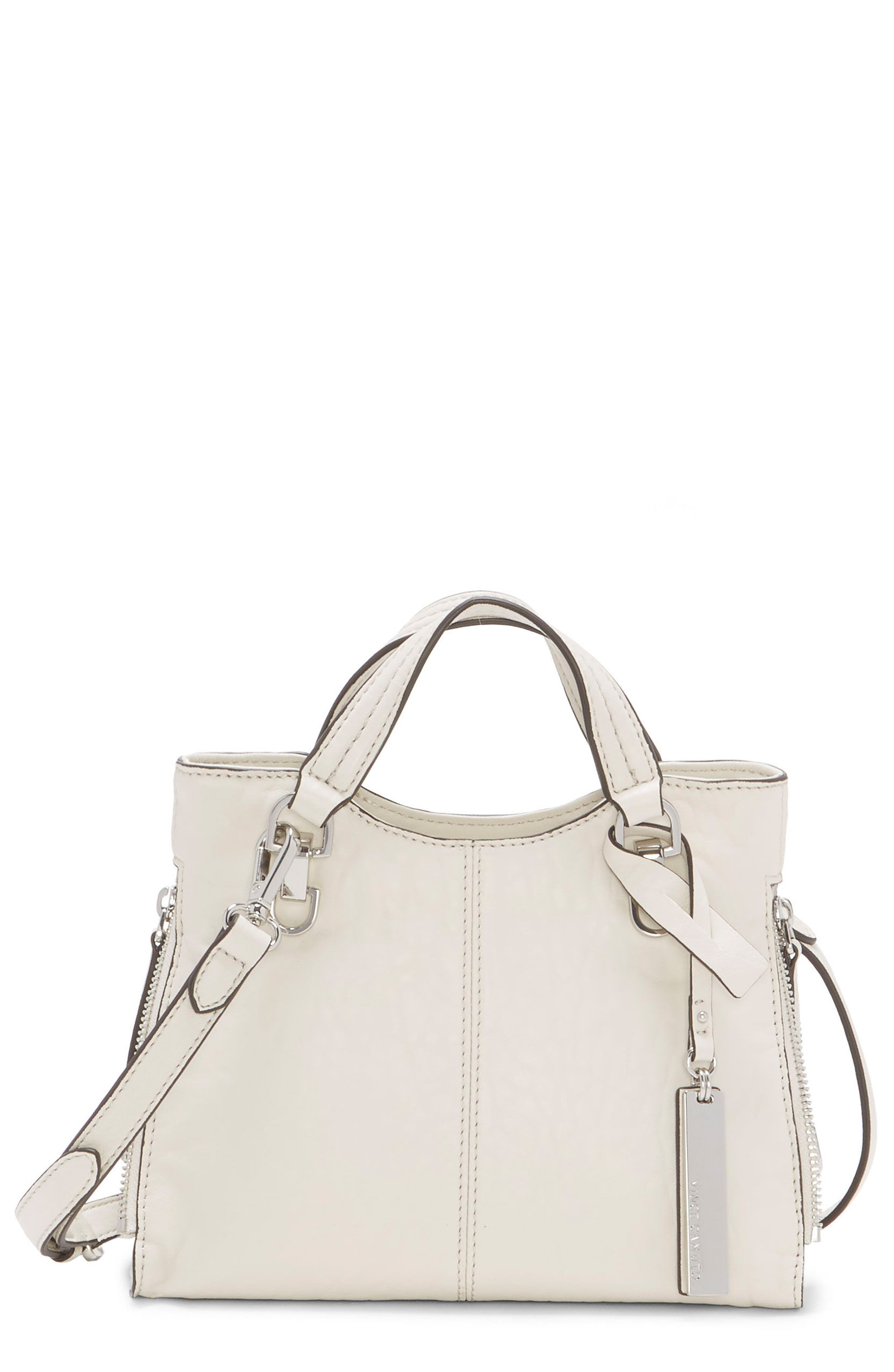 Small Riley Leather Tote,                             Main thumbnail 2, color,
