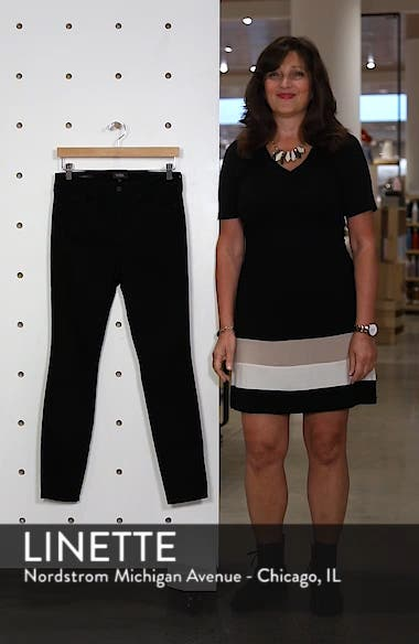Ami High Waist Stretch Super Skinny Jeans, sales video thumbnail