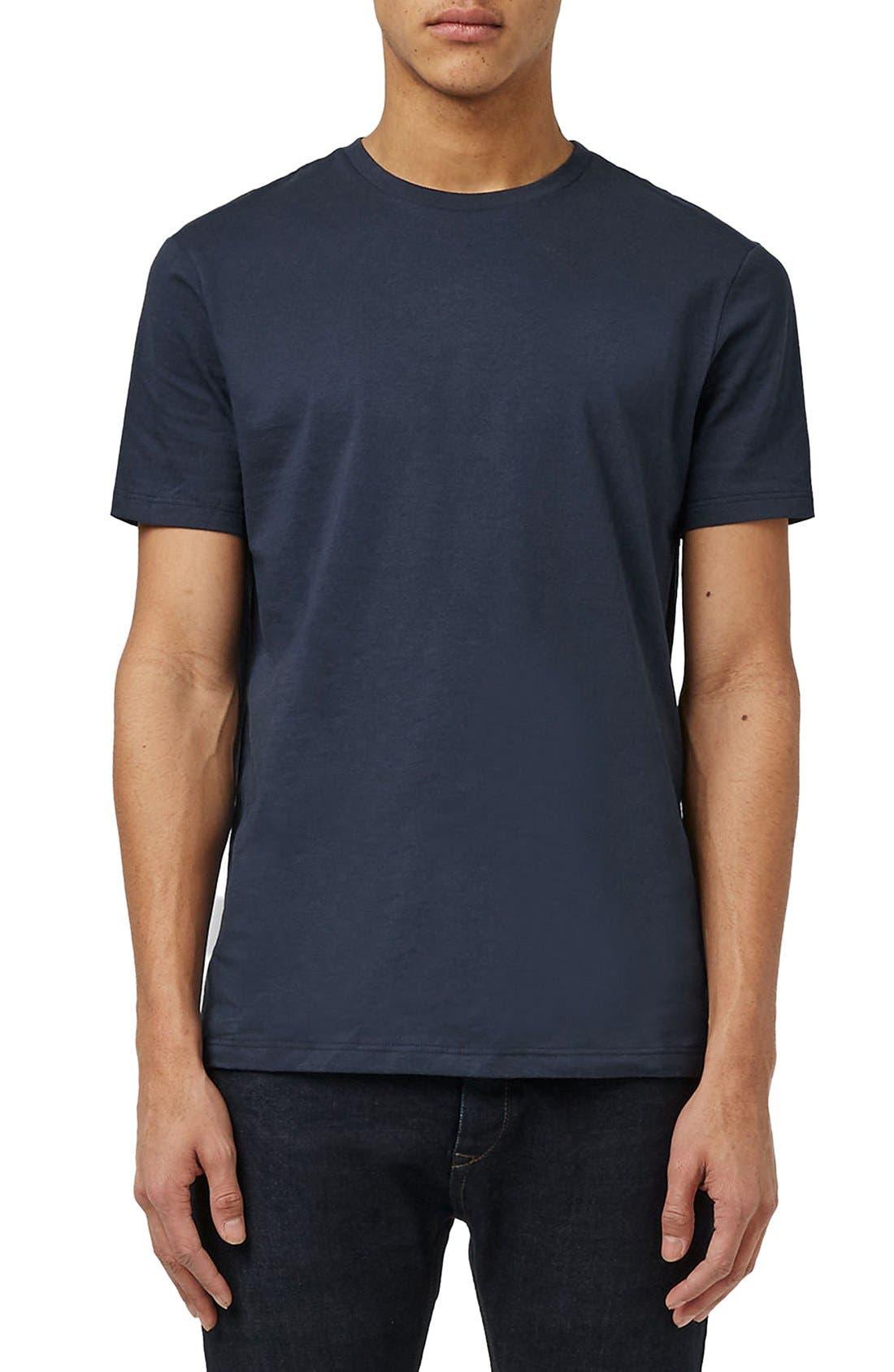 Slim Fit Crewneck T-Shirt,                             Main thumbnail 58, color,