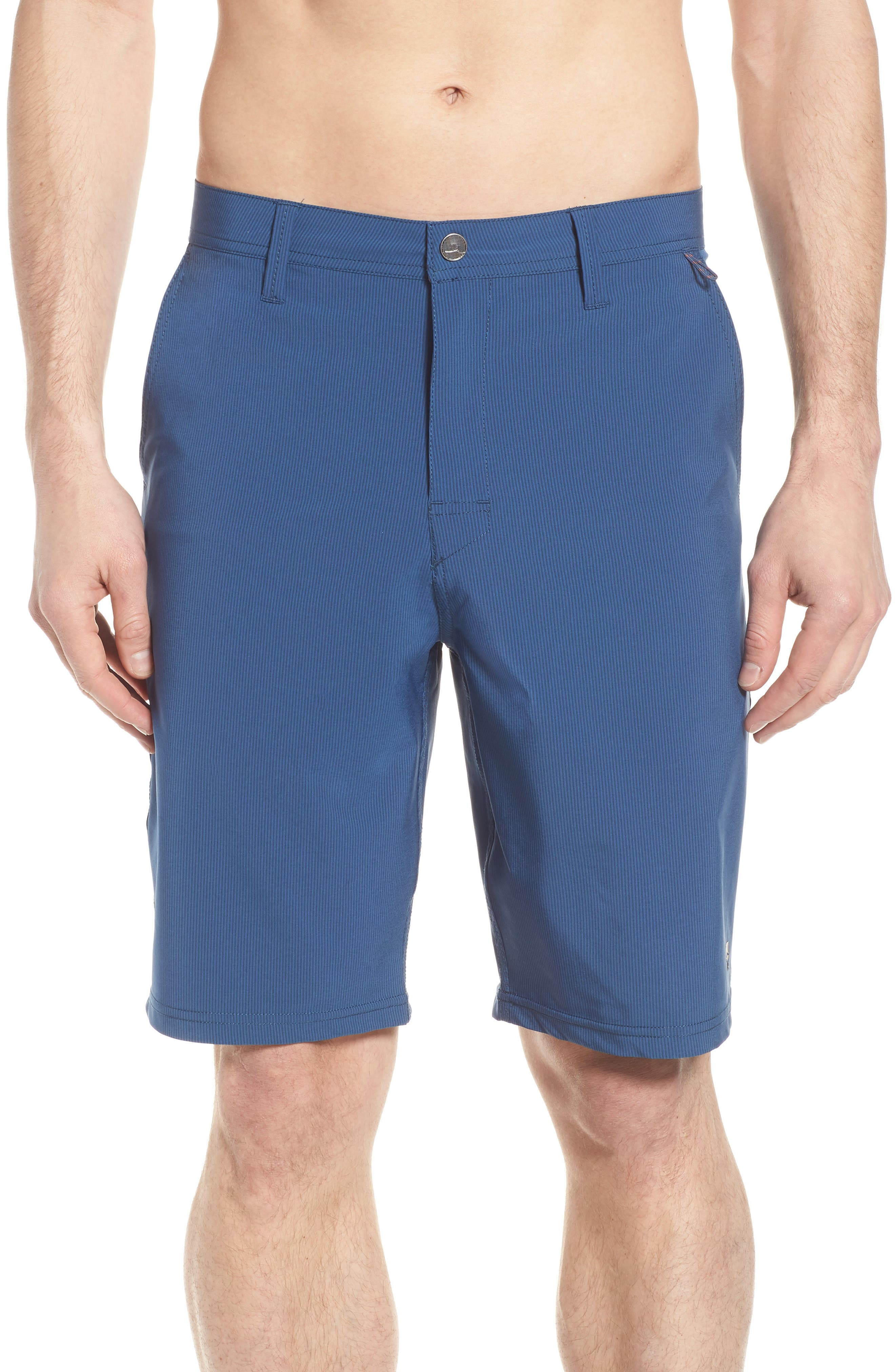 Spotted Hybrid Shorts,                             Alternate thumbnail 4, color,                             412