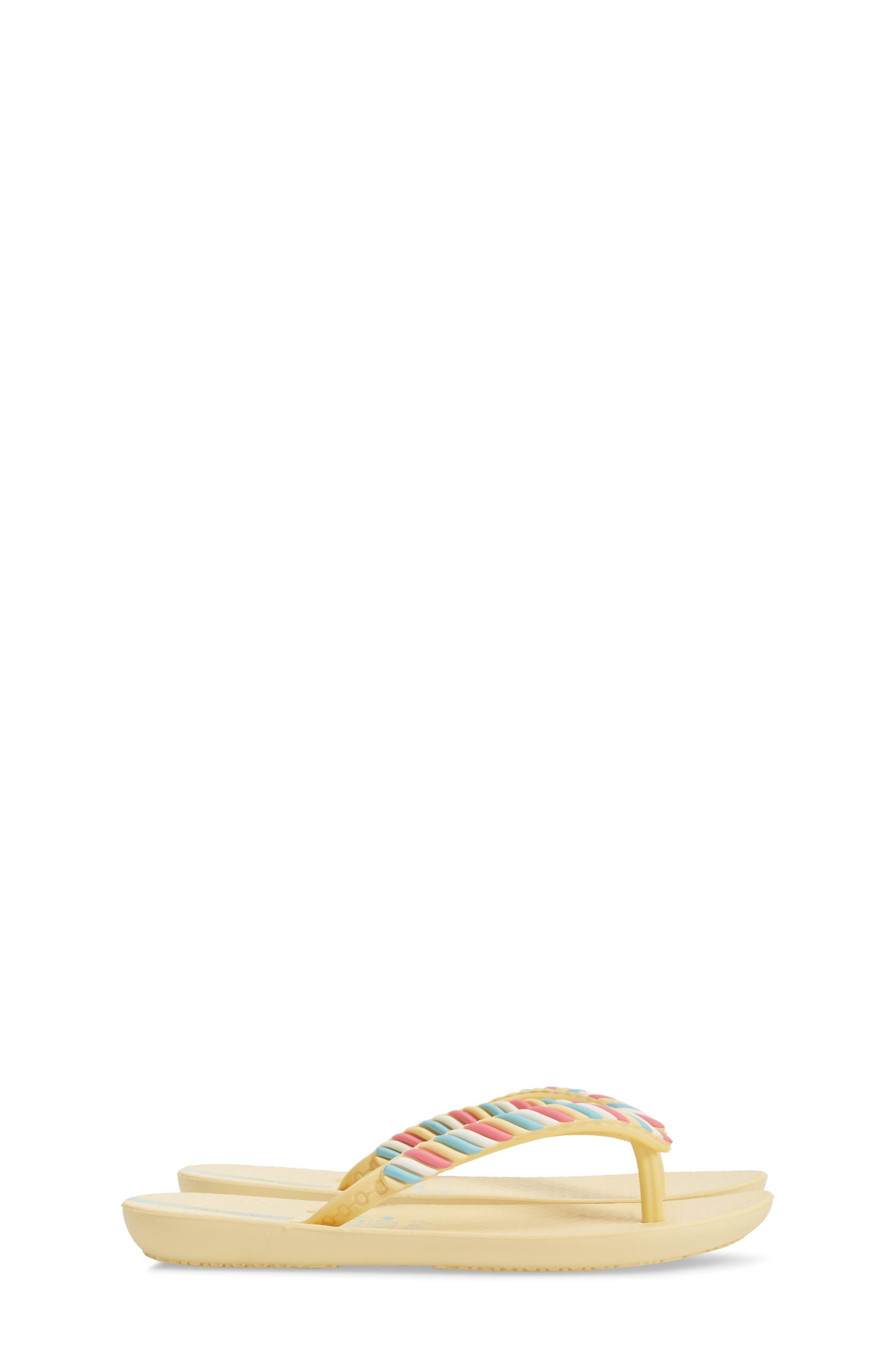 Candy Kids Flip Flop,                             Alternate thumbnail 8, color,
