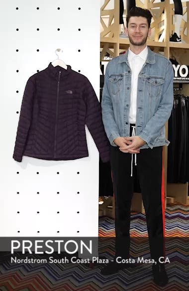 ThermoBall<sup>™</sup> Full Zip Jacket, sales video thumbnail