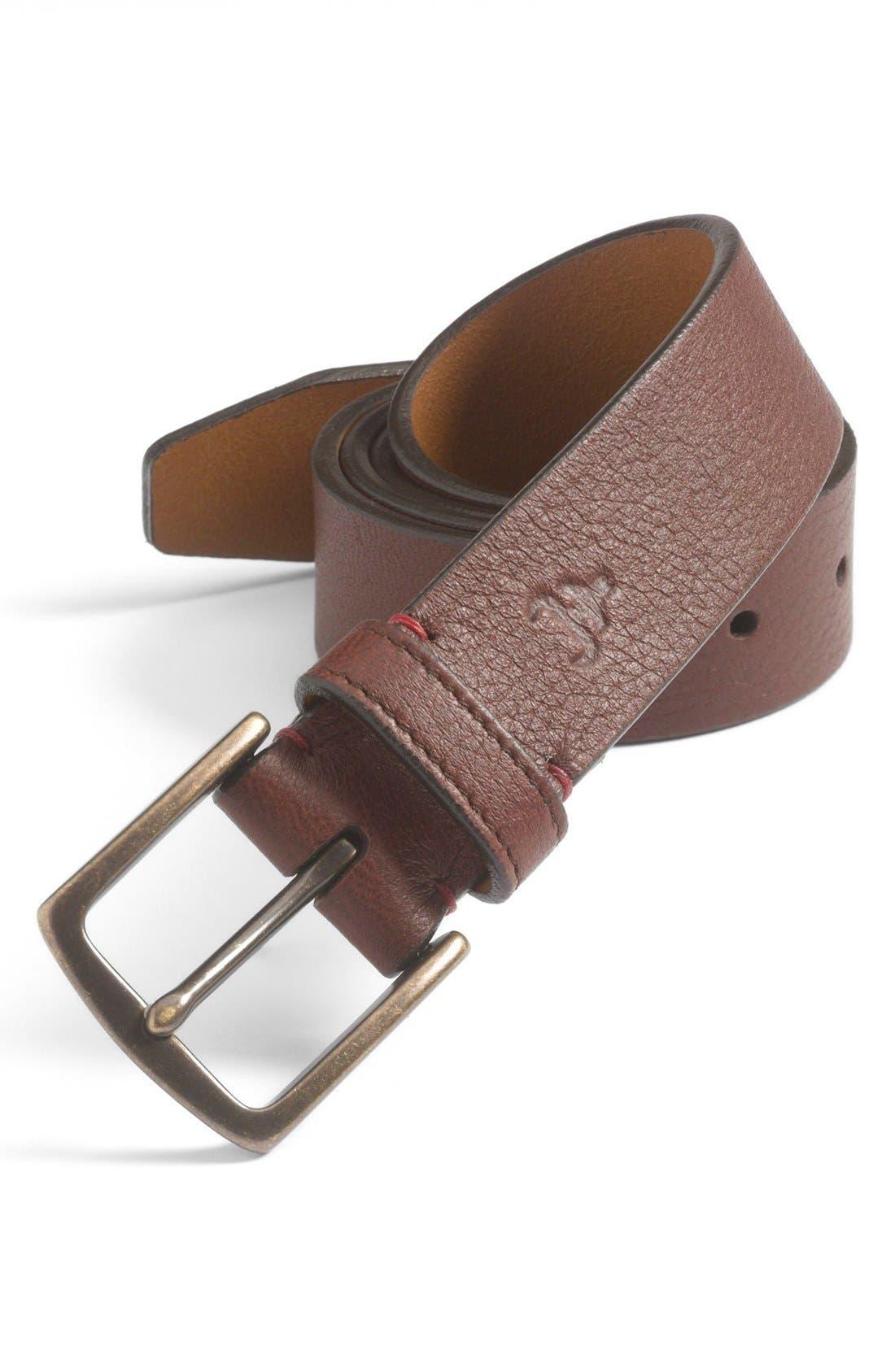 'Elkhorn' Belt,                         Main,                         color, 206