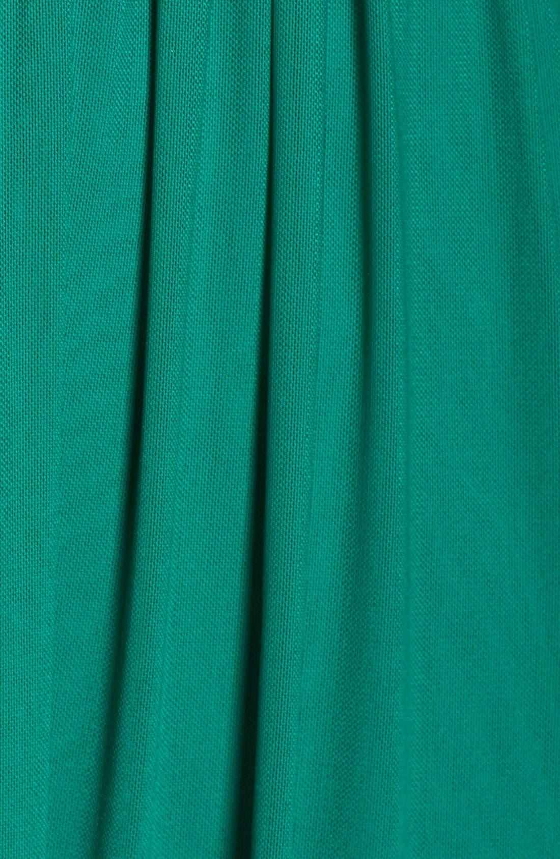 Illusion Neck A-Line Gown,                             Alternate thumbnail 22, color,