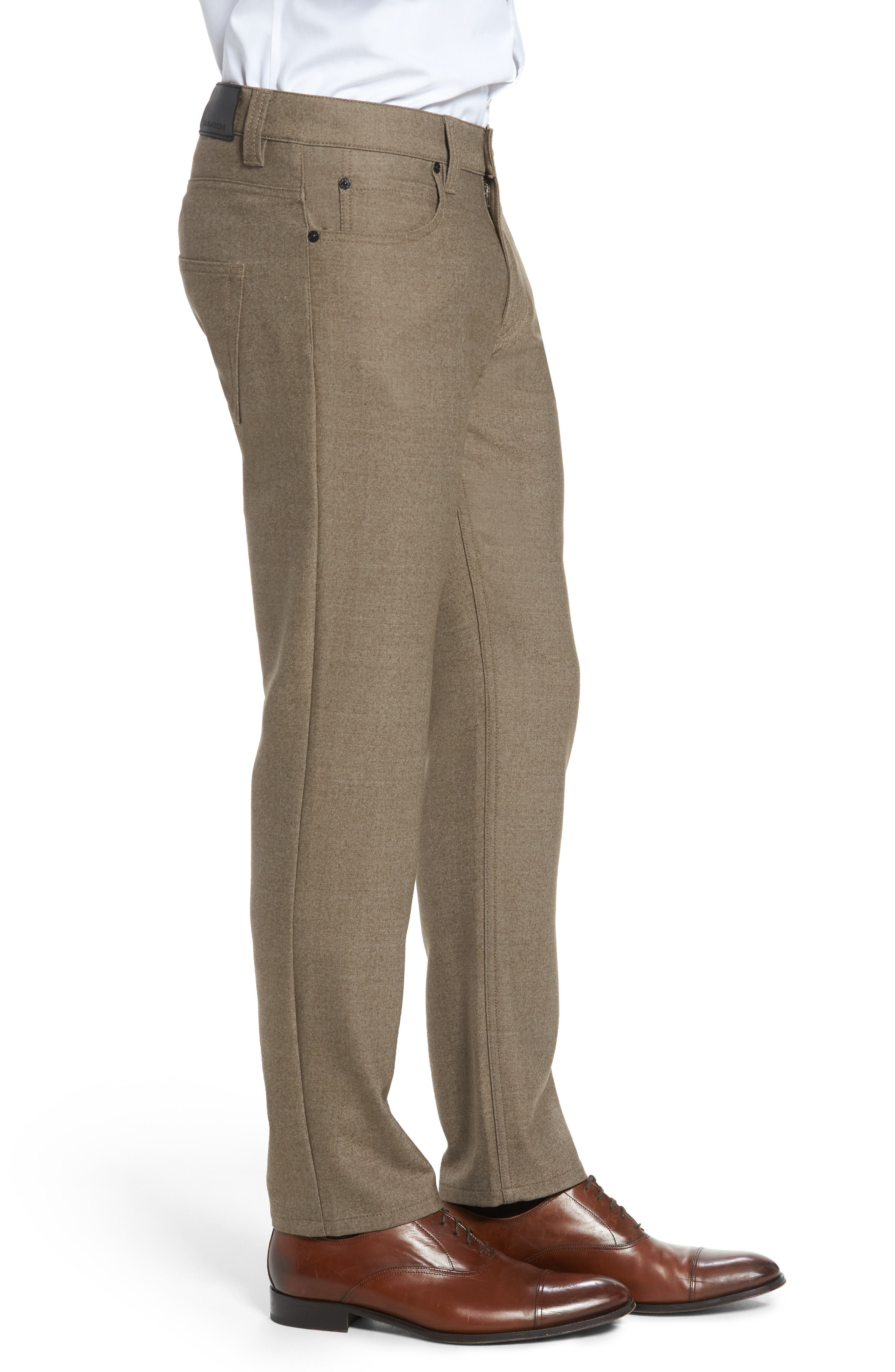 Wool Blend Pants,                             Alternate thumbnail 3, color,                             208