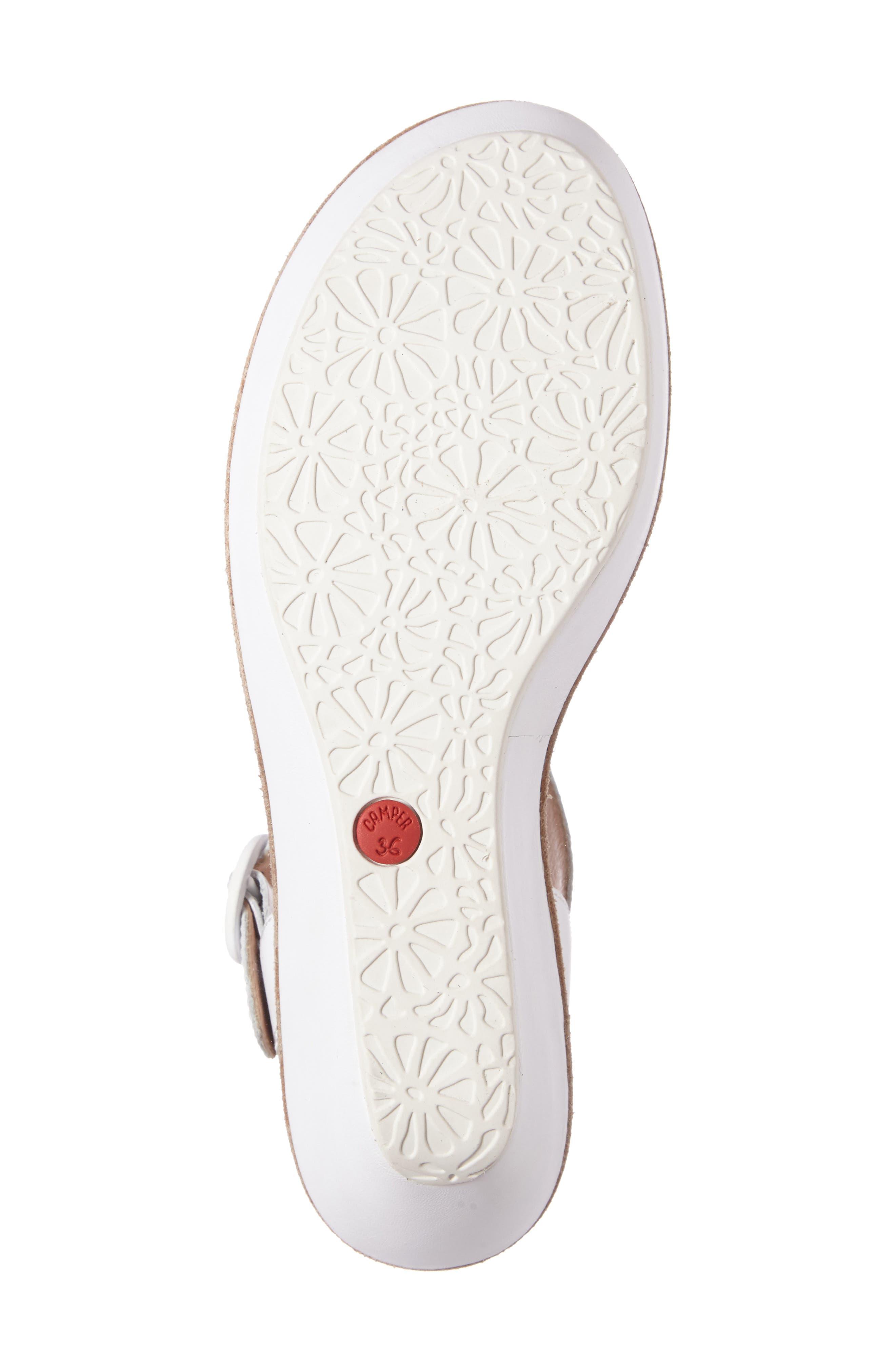 'Damas' Wedge Sandal,                             Alternate thumbnail 40, color,