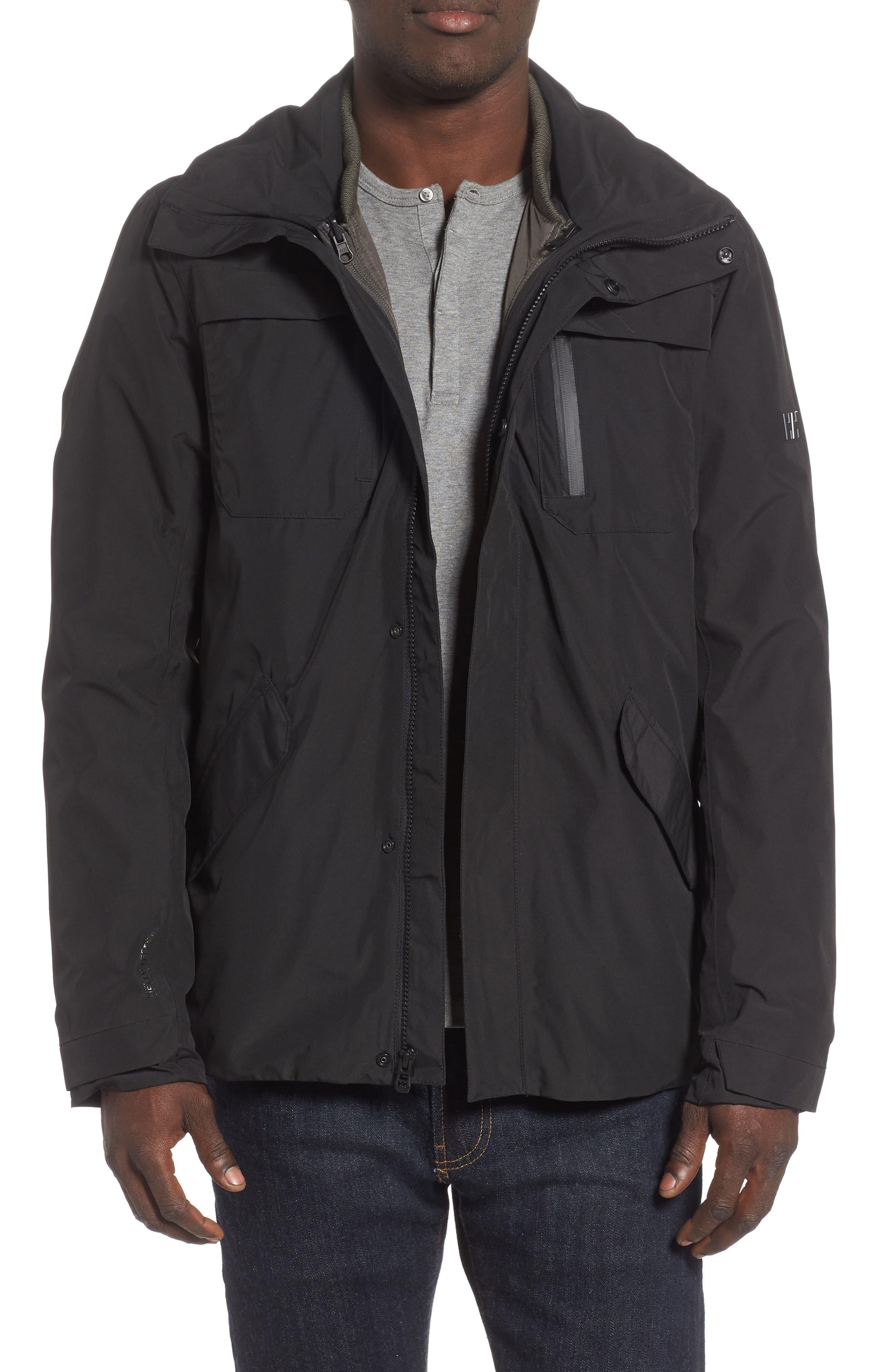 Helly Hansen Reykjavik Regular Fit Waterproof Primaloft 3-In-1 Jacket