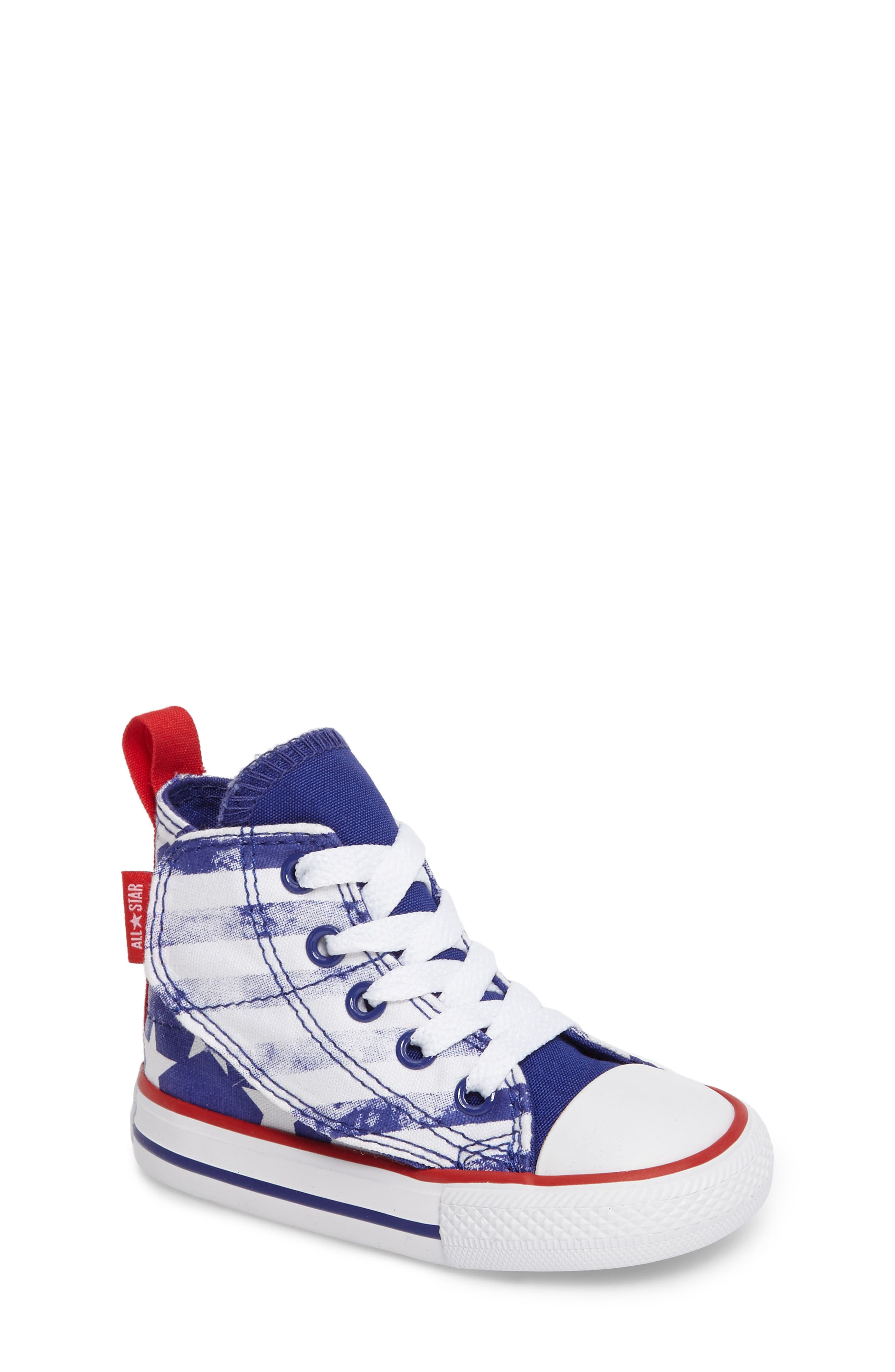 Chuck Taylor<sup>®</sup> All Star<sup>®</sup> 'Simple Step' High Top Sneaker,                             Main thumbnail 1, color,