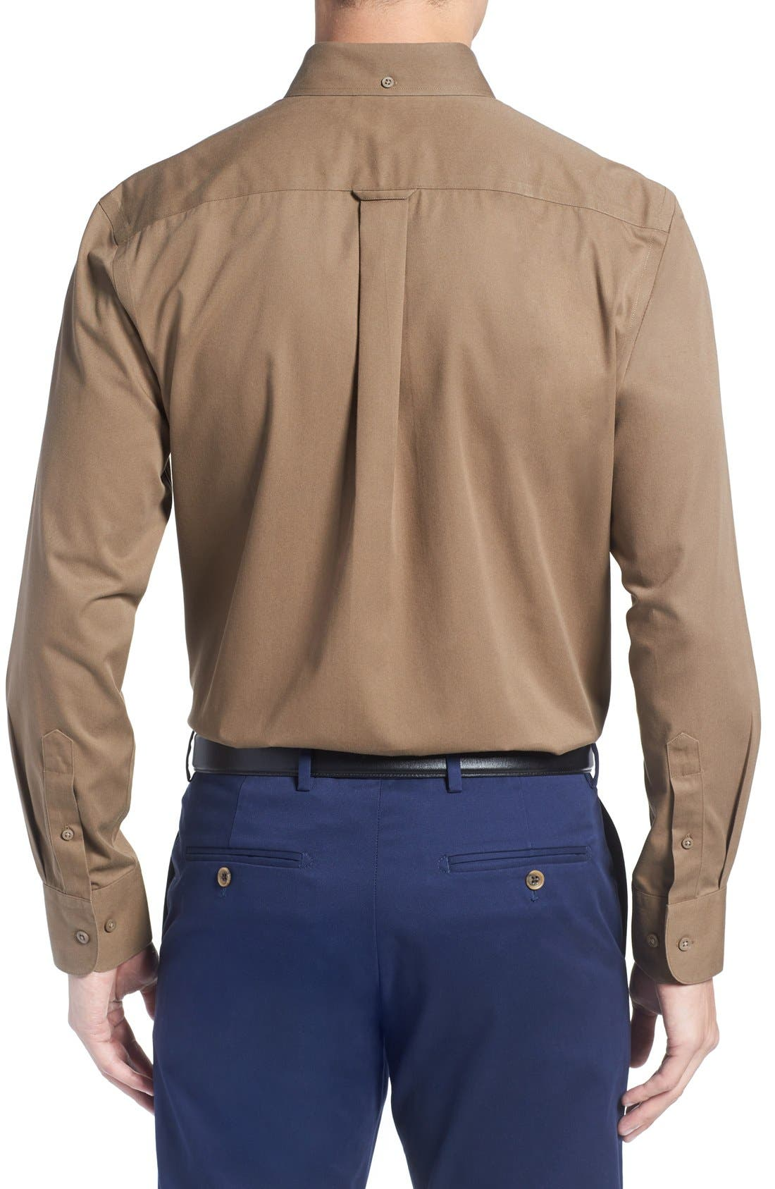 Smartcare<sup>™</sup> Traditional Fit Twill Boat Shirt,                             Alternate thumbnail 51, color,