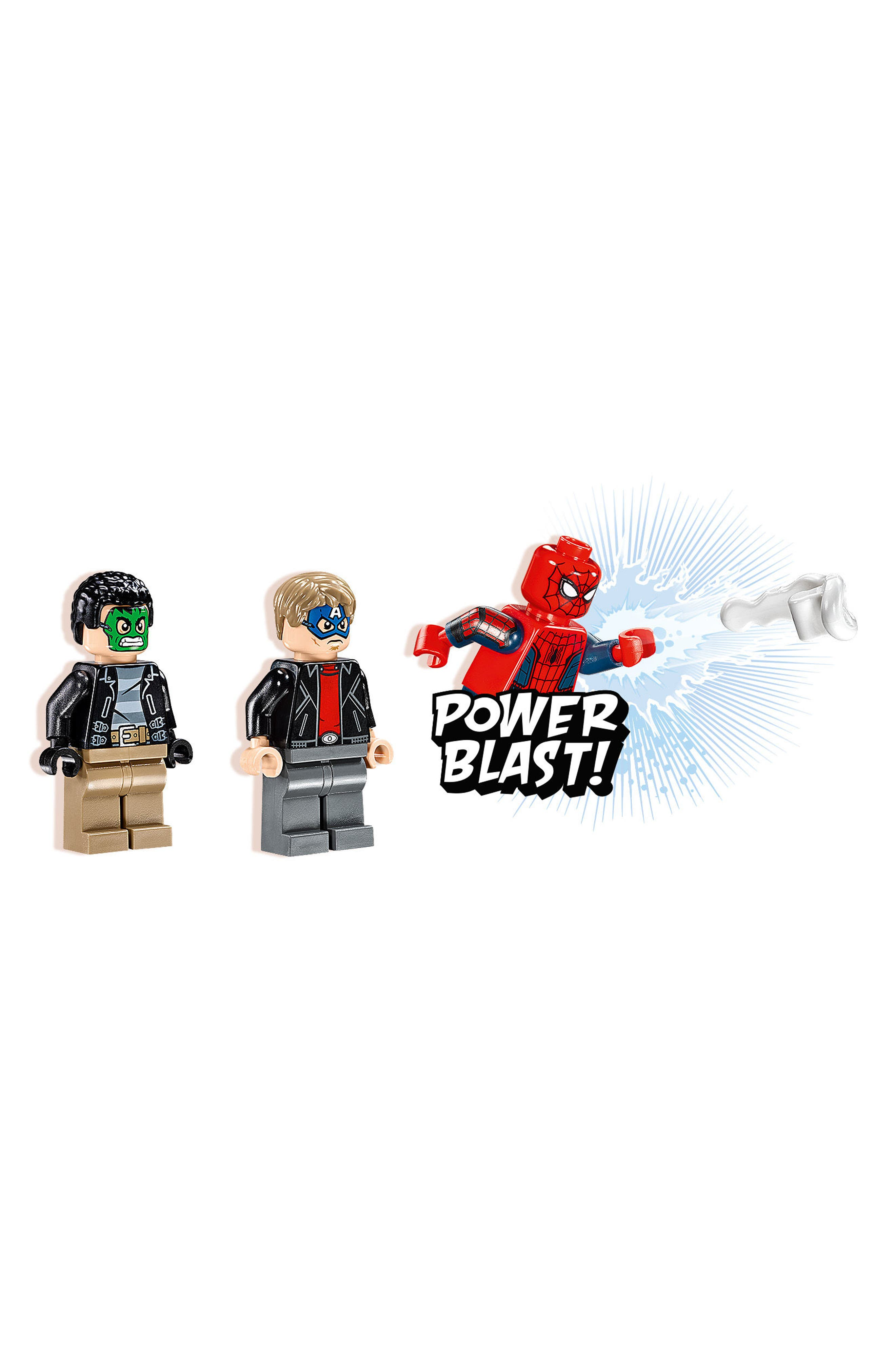 Marvel Super Heroes Spider-Man ATM Heist Battle Set - 76082,                             Alternate thumbnail 5, color,                             400