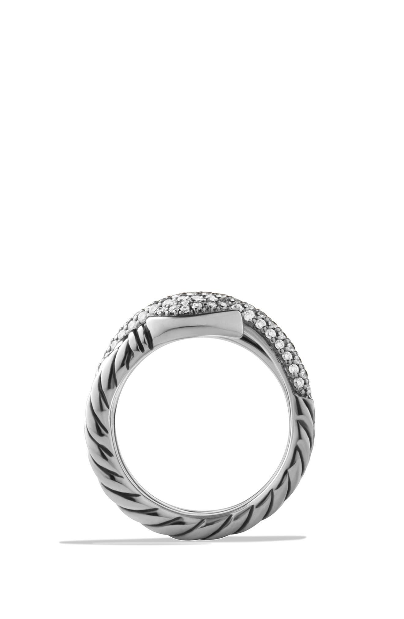 'Renaissance' Ring with Diamonds,                             Alternate thumbnail 4, color,                             040