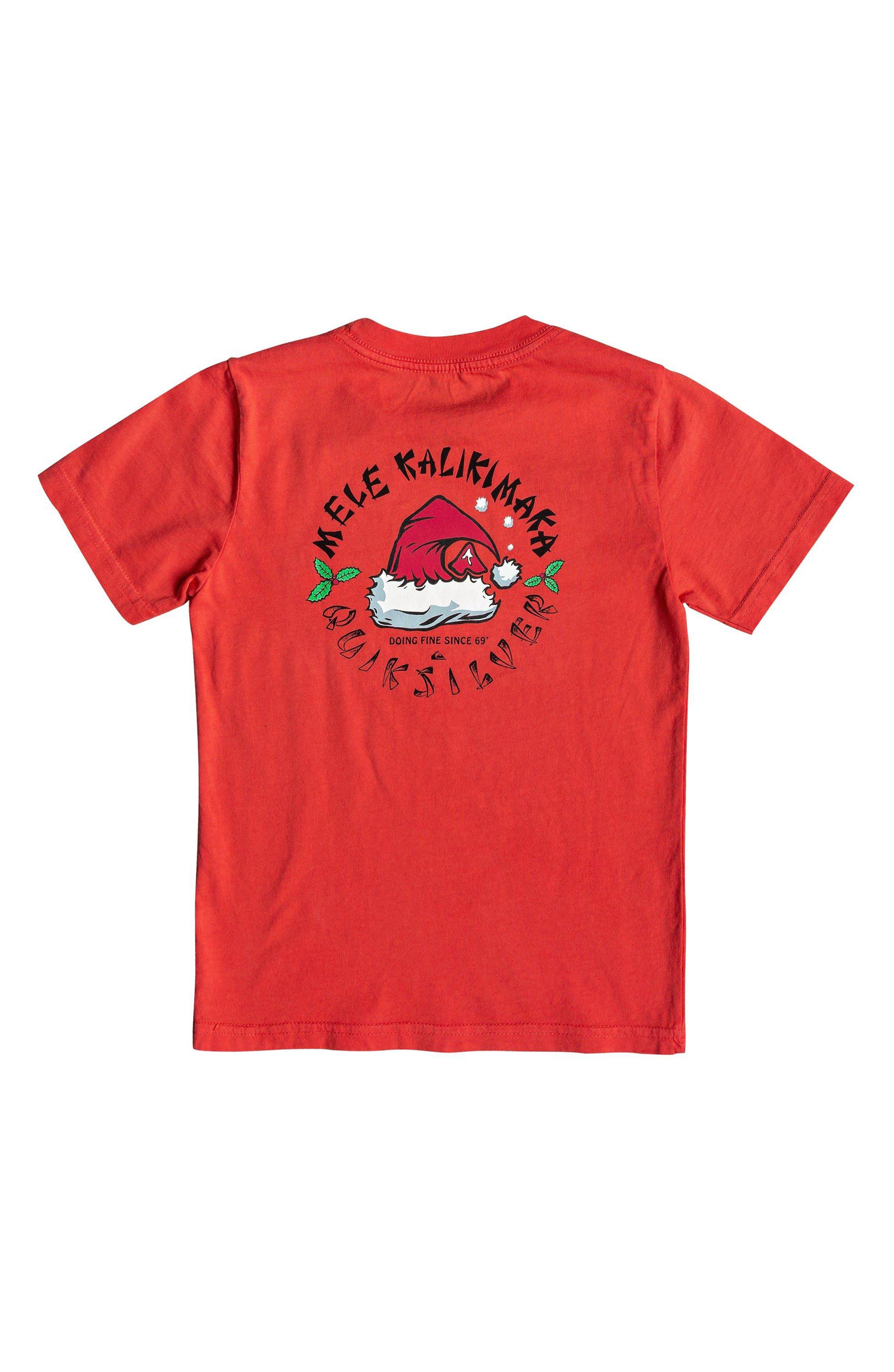 Snow Beanie T-Shirt,                             Alternate thumbnail 2, color,                             625