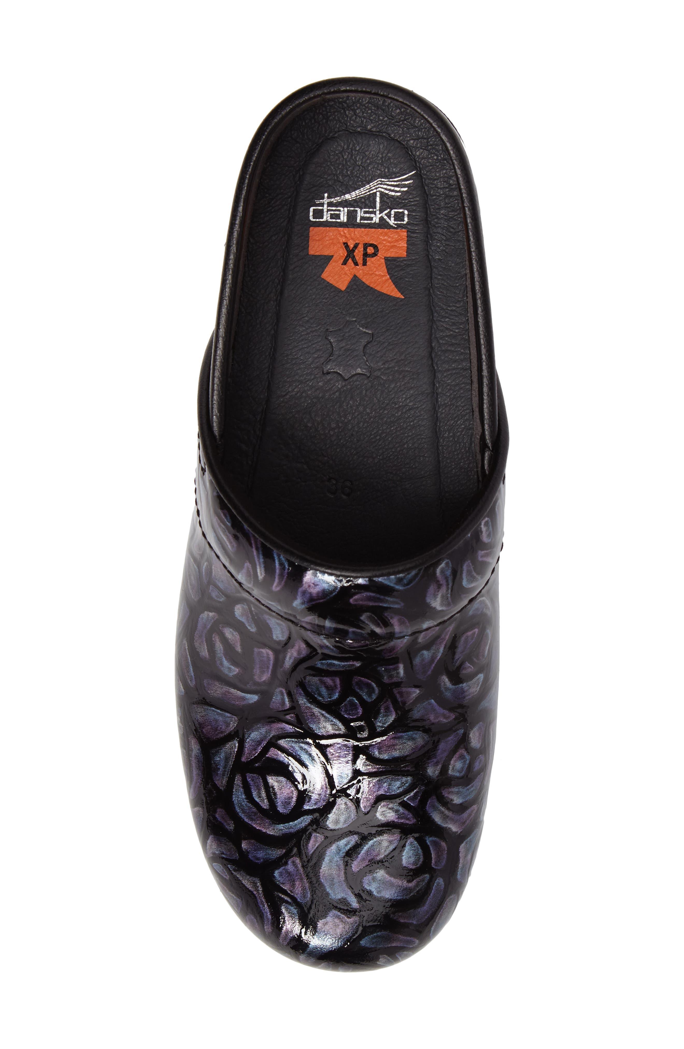 'Pro XP' Patent Leather Clog,                             Alternate thumbnail 58, color,