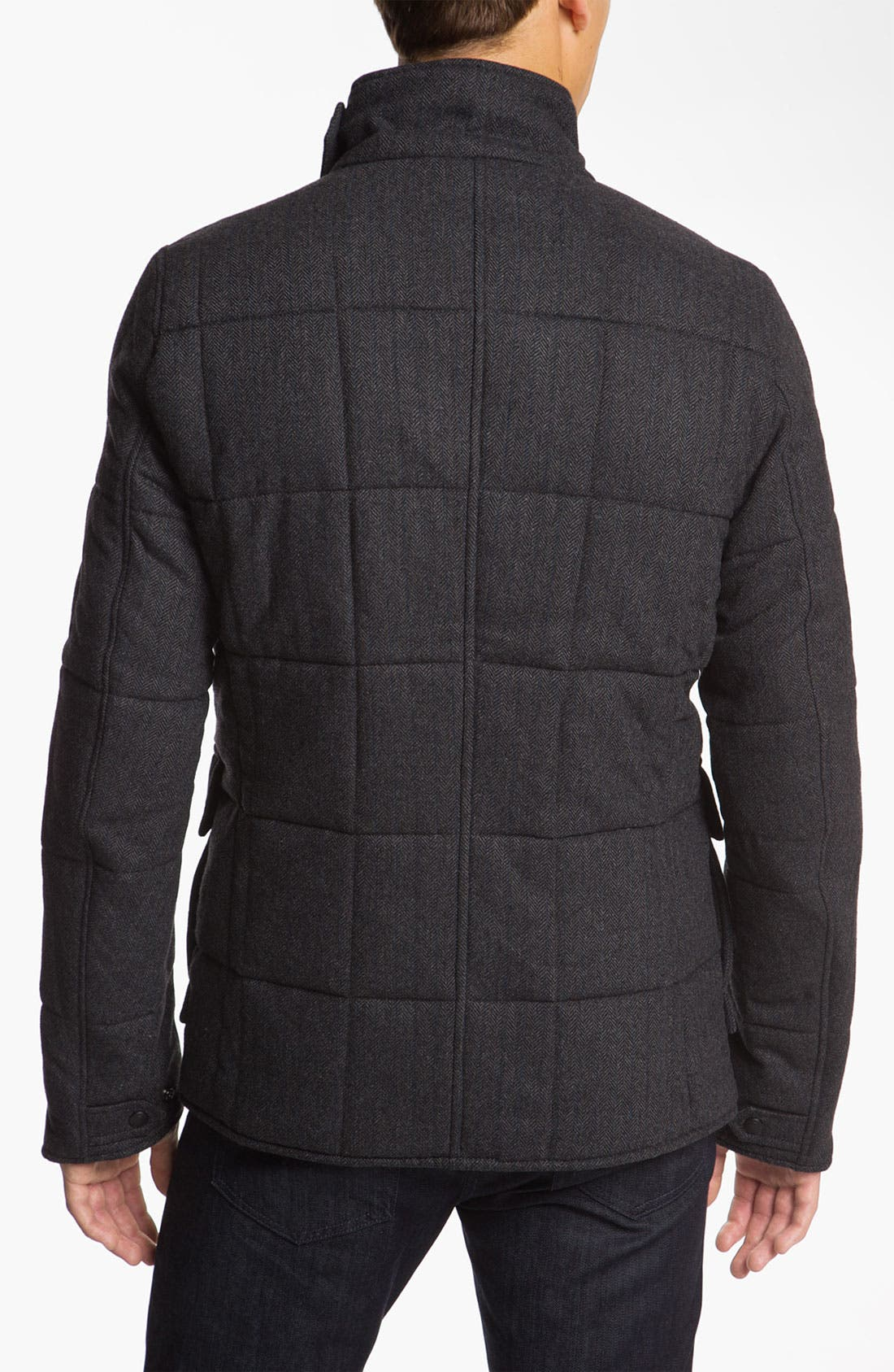 WOOLRICH JOHN RICH,                             Woolrich 'Blizzard' Quilted Jacket,                             Alternate thumbnail 2, color,                             020