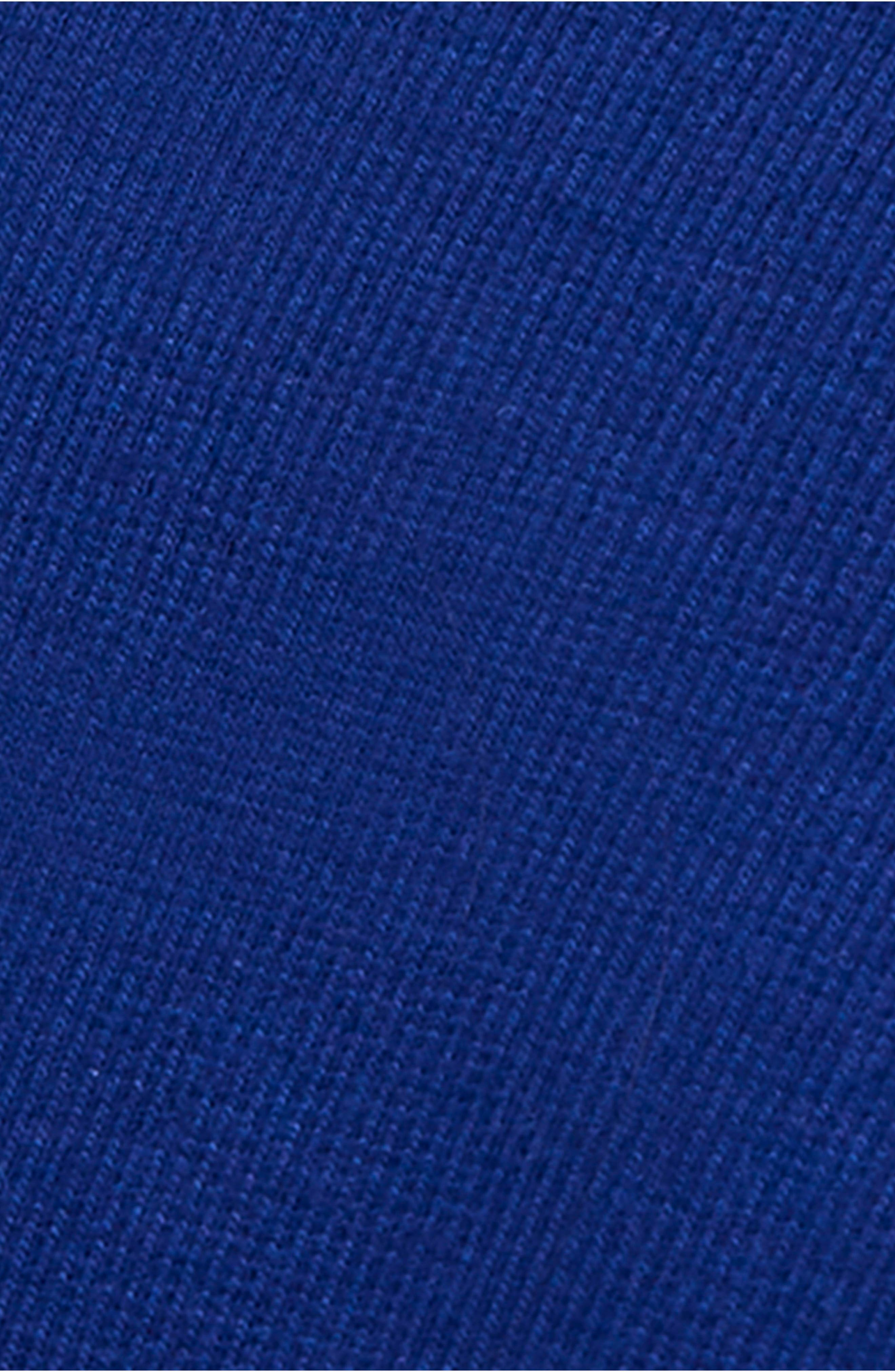 Daniella Lace Top,                             Alternate thumbnail 5, color,                             BLUE