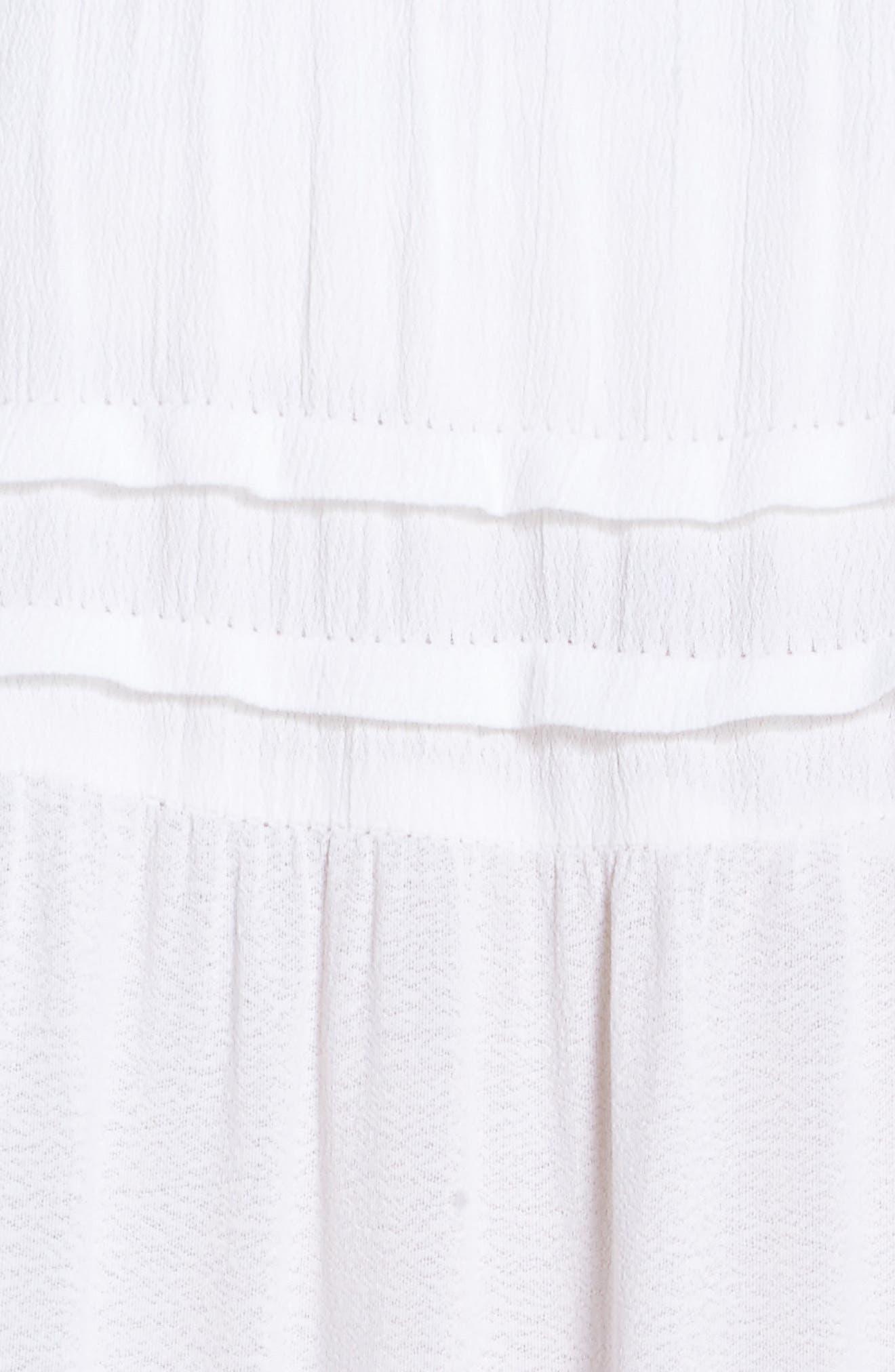 Esmerelda Off the Shoulder Cover-Up Maxi Dress,                             Alternate thumbnail 10, color,