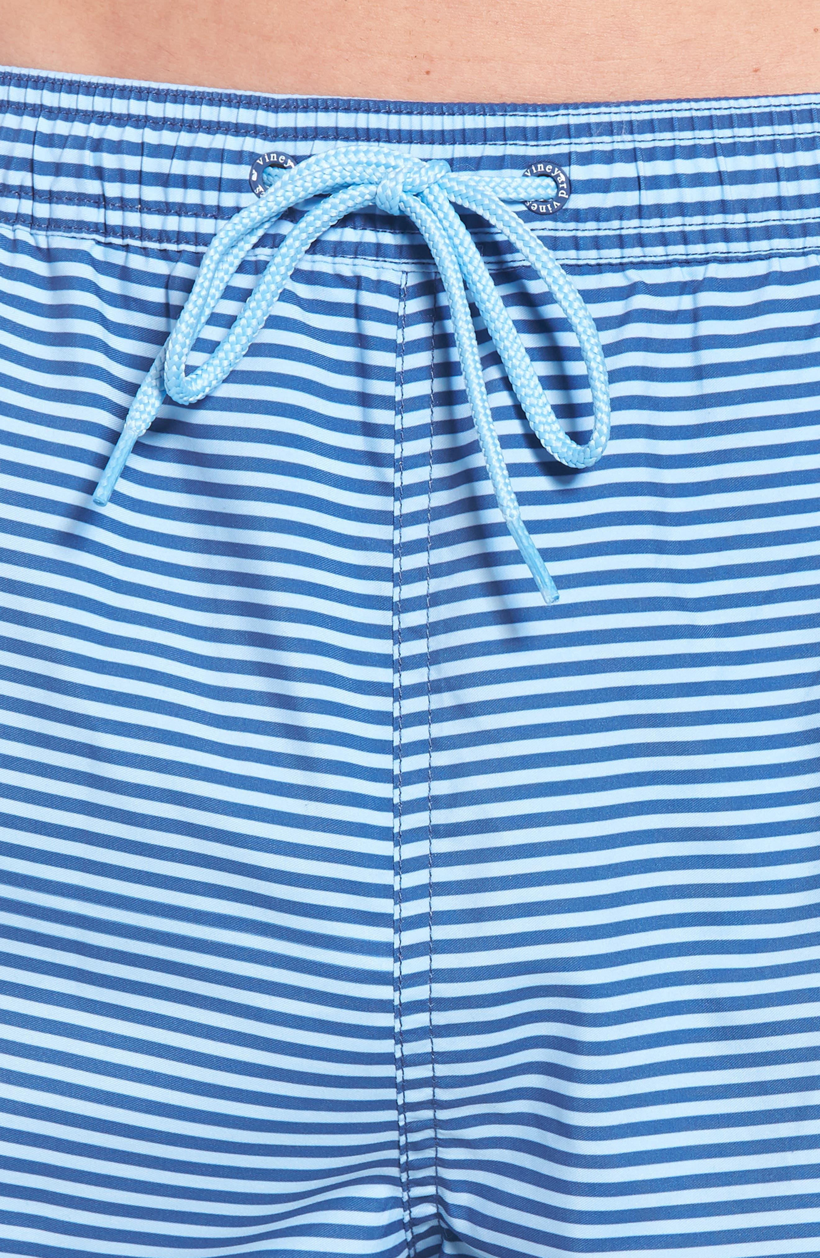 Chappy Stiles Point Swim Trunks,                             Alternate thumbnail 4, color,                             461