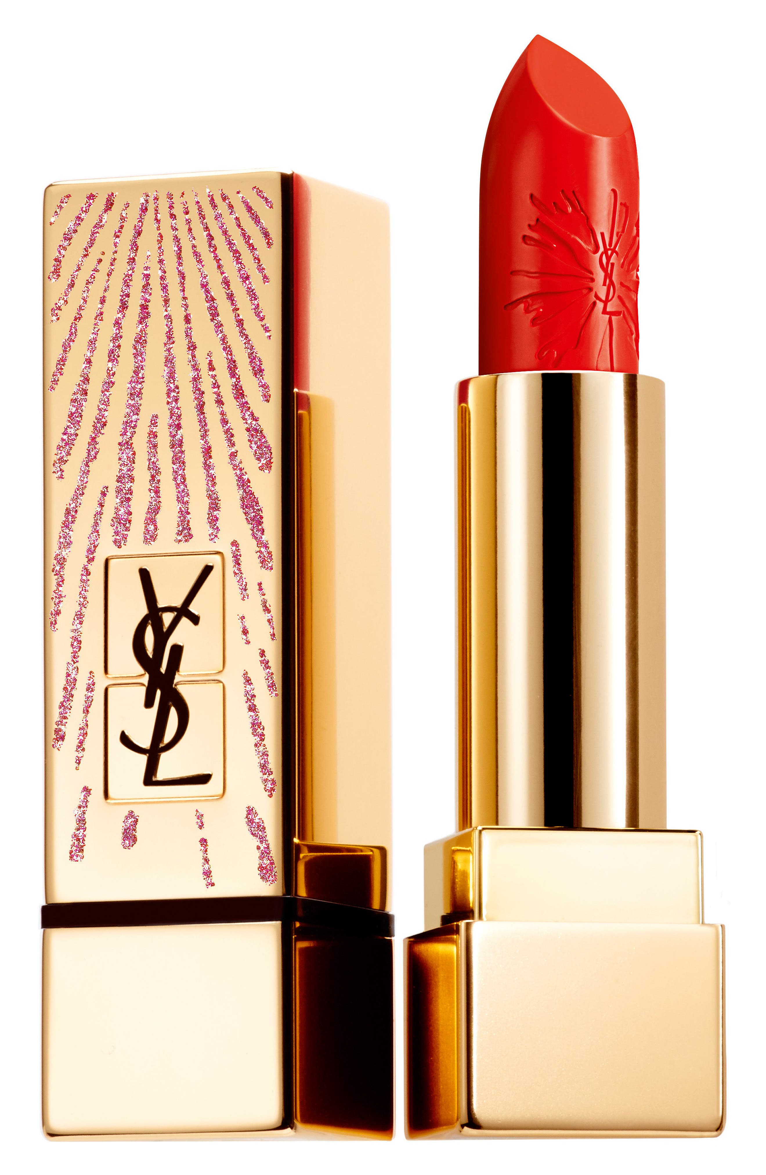 Rouge Pur Couture Dazzling Lights Lipstick,                             Main thumbnail 5, color,