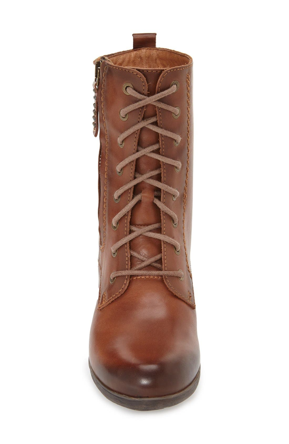 'Rotterdam' Lace-Up Boot,                             Alternate thumbnail 12, color,