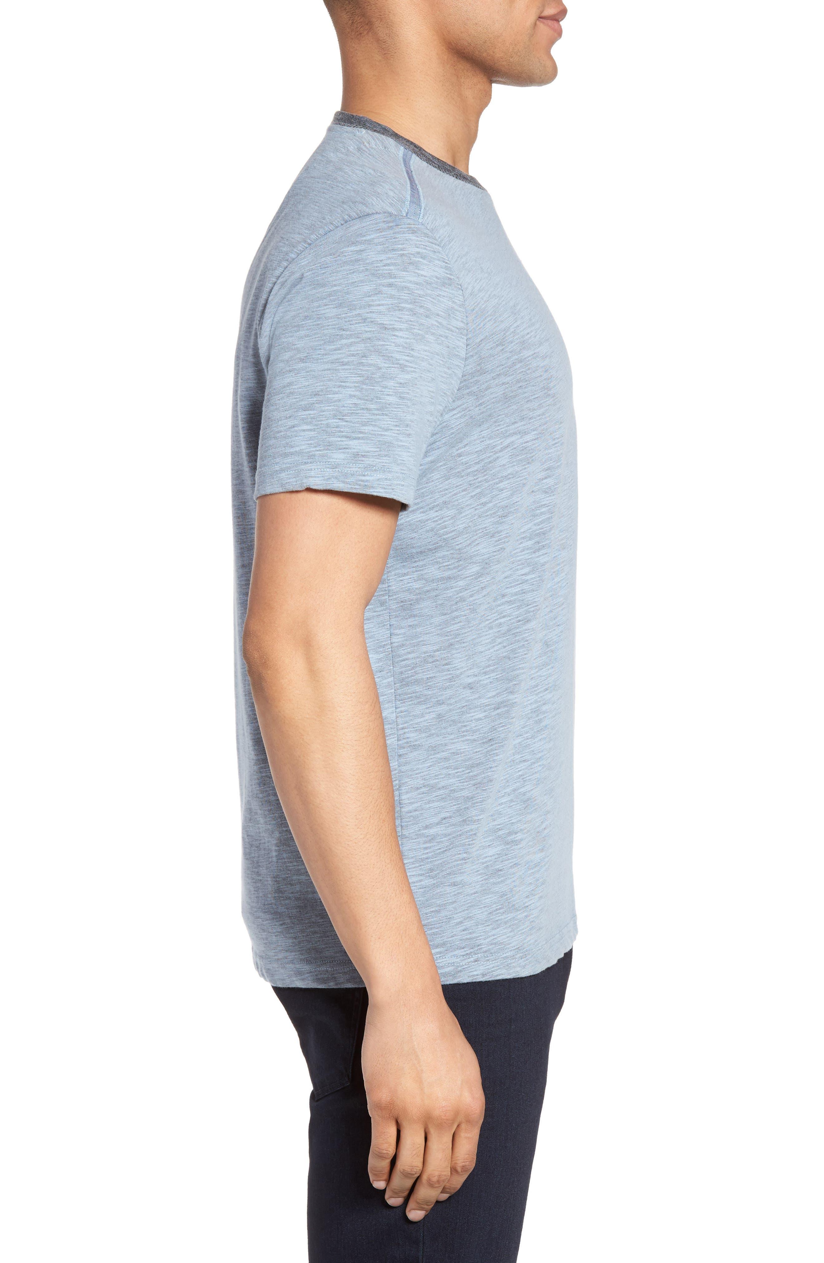 Ringer T-Shirt,                             Alternate thumbnail 5, color,