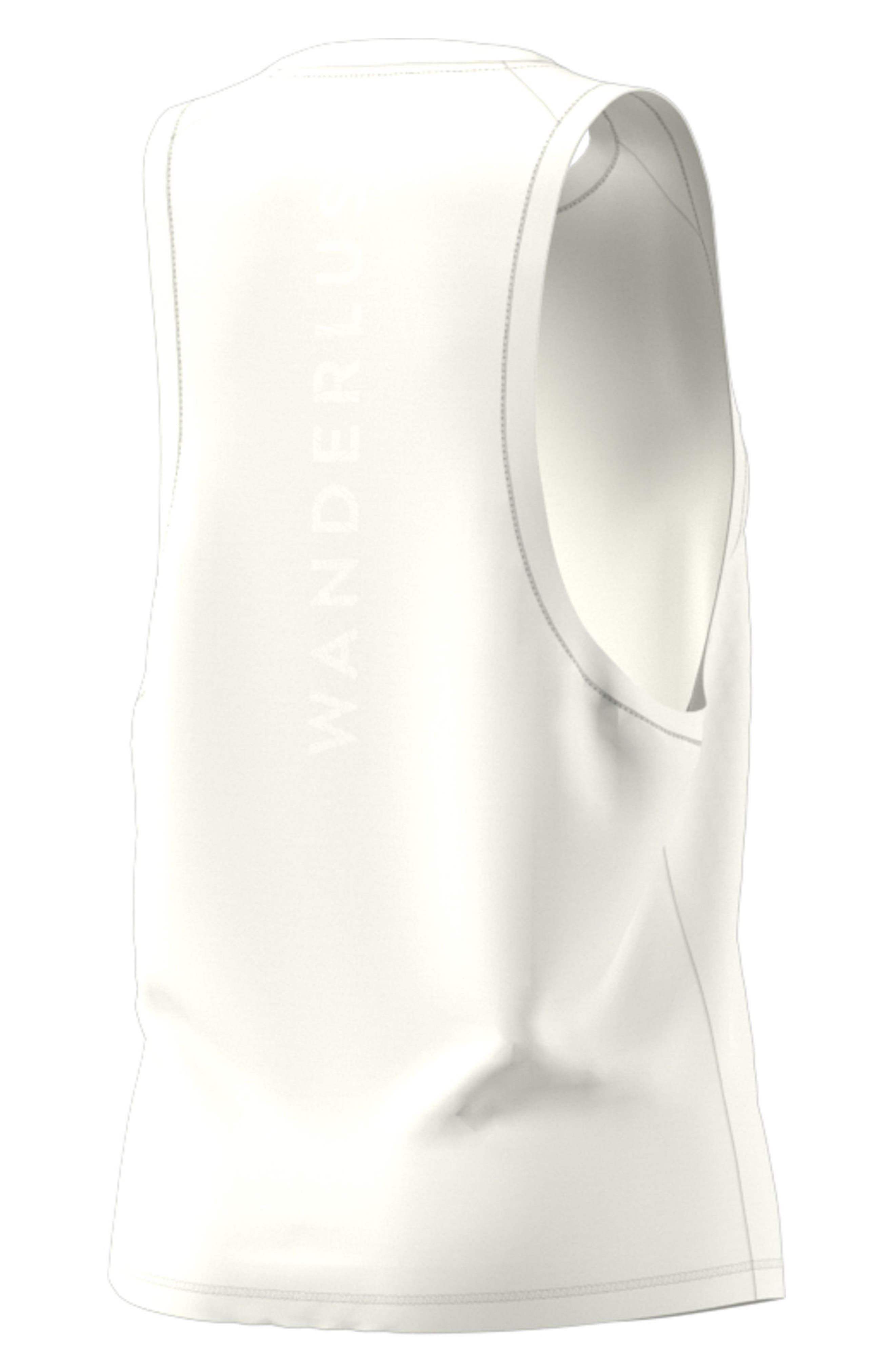 x Wanderlust Tank,                             Alternate thumbnail 7, color,                             CLOUD WHITE