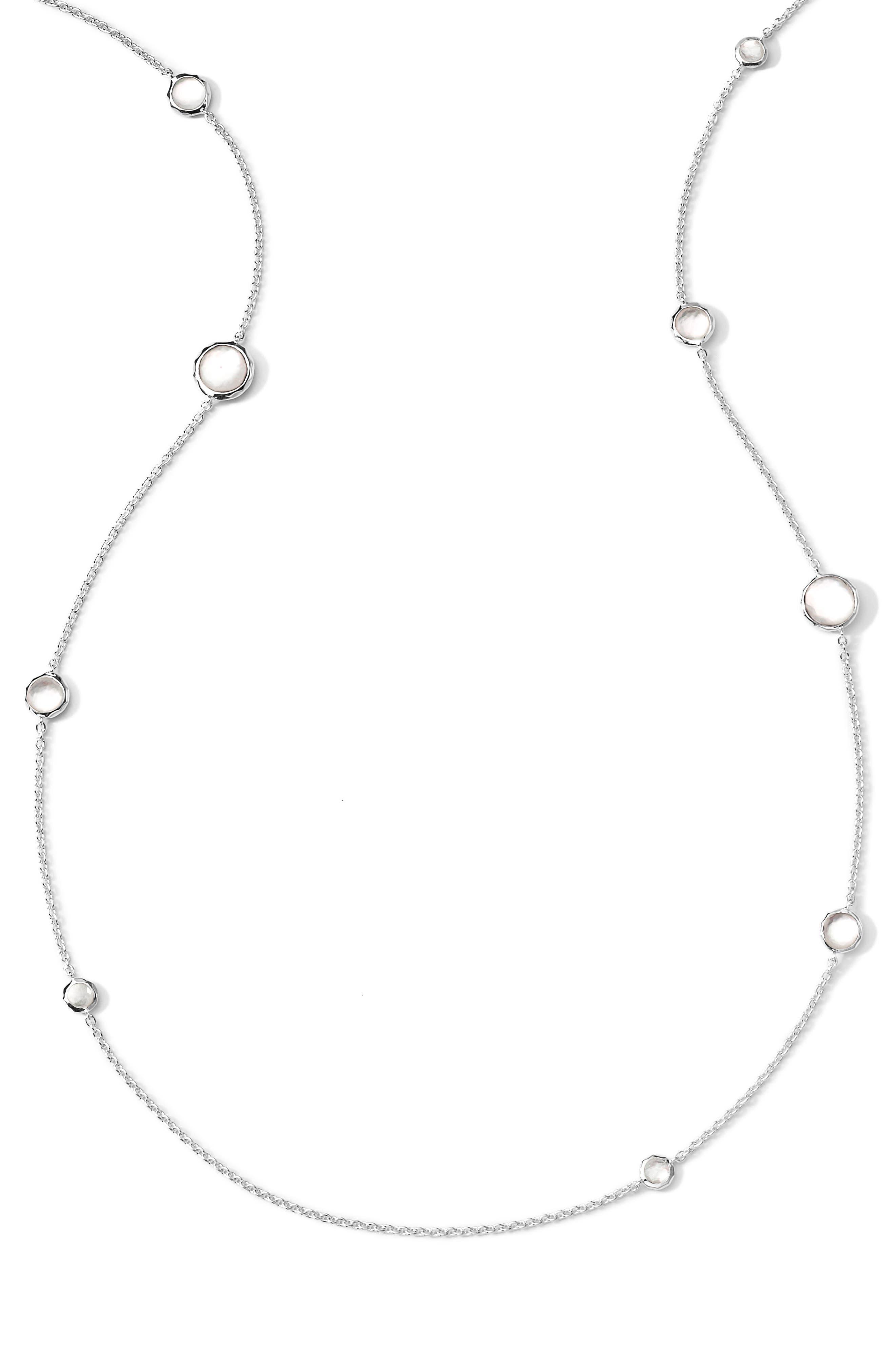 'Rock Candy - Lollipop' Long Necklace,                         Main,                         color, 040