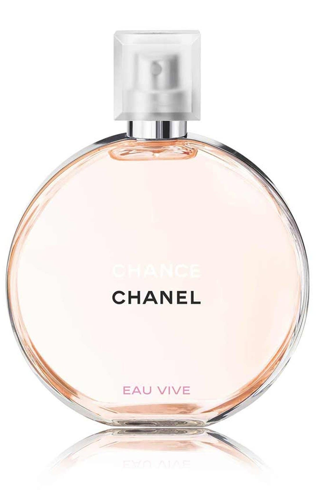 CHANCE EAU VIVE<br />Eau de Toilette,                             Main thumbnail 1, color,                             NO COLOR