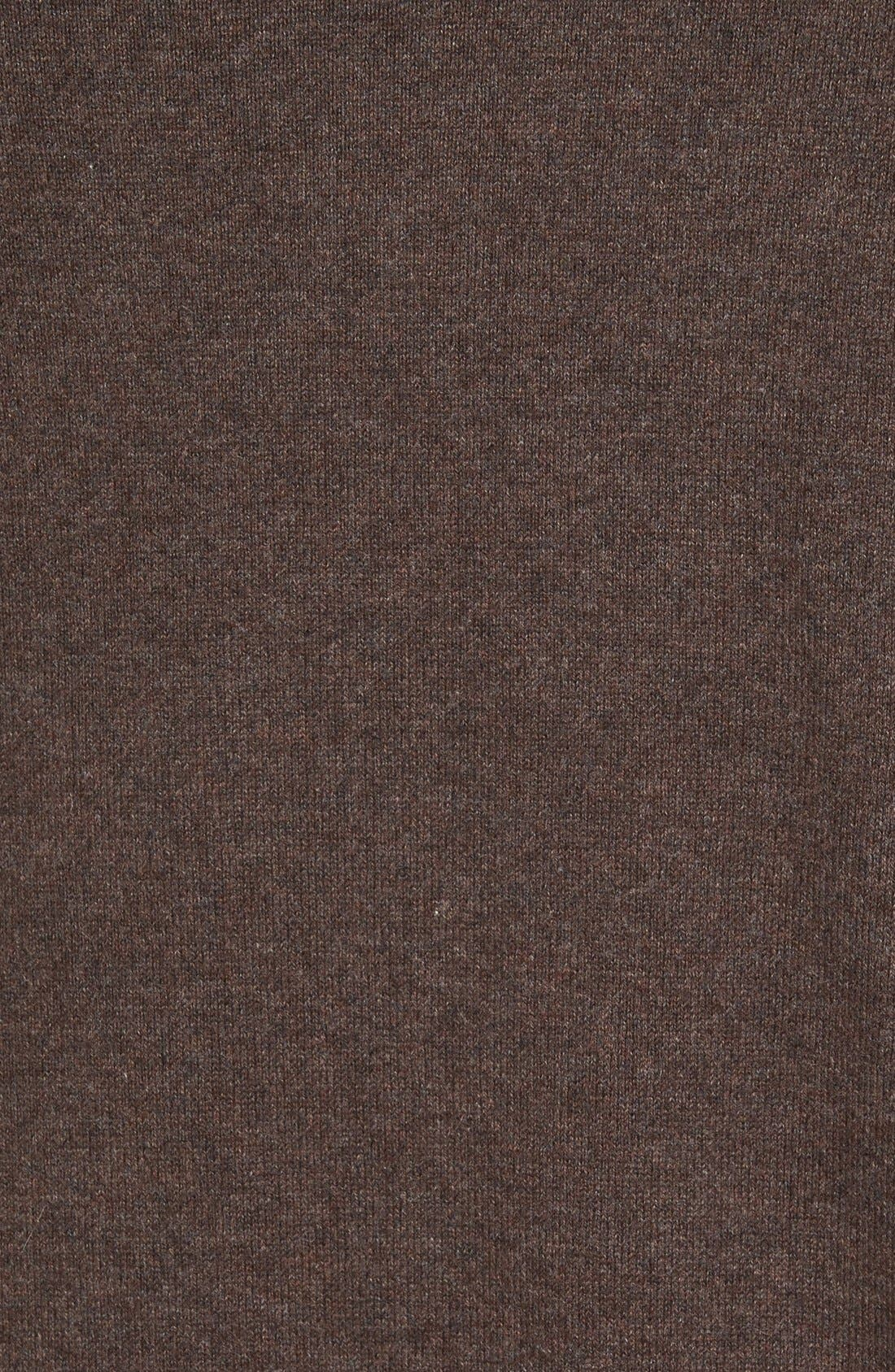'Jersey Sport' Cotton Blend Crewneck Sweater,                             Alternate thumbnail 35, color,