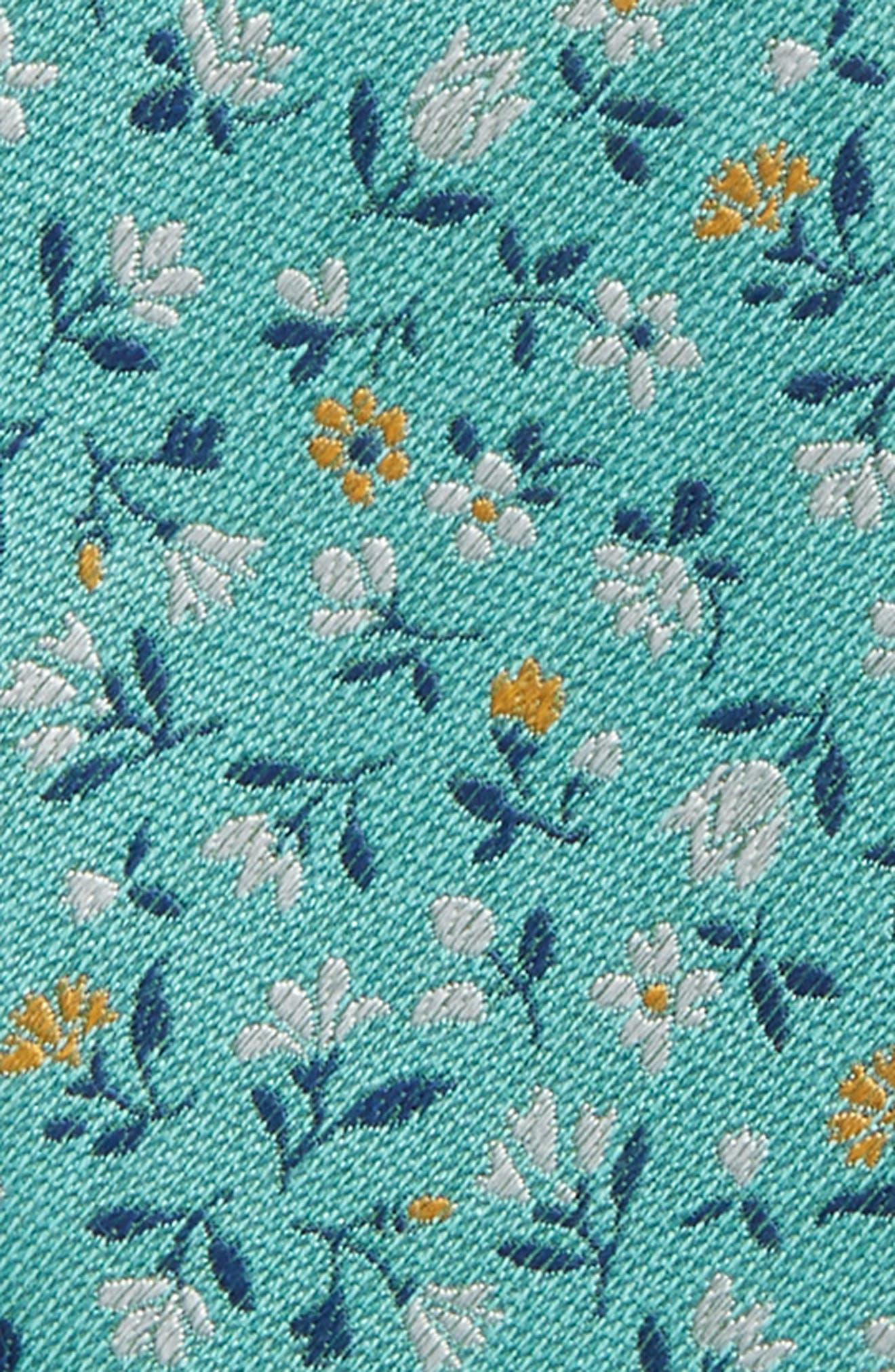 Floral Acres Bow Tie,                             Alternate thumbnail 7, color,