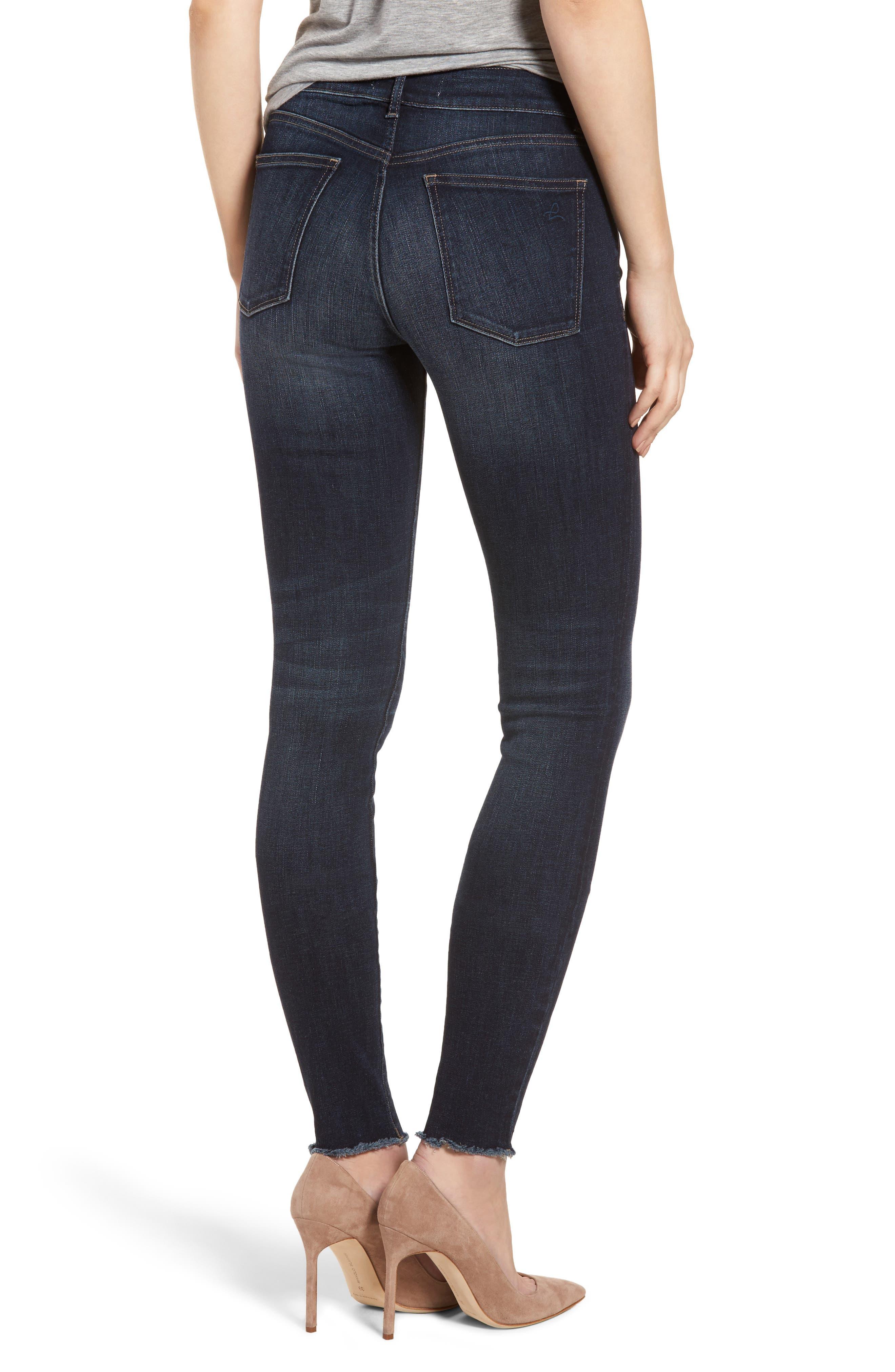 Danny Instasculpt Supermodel Skinny Jeans,                             Alternate thumbnail 2, color,                             405