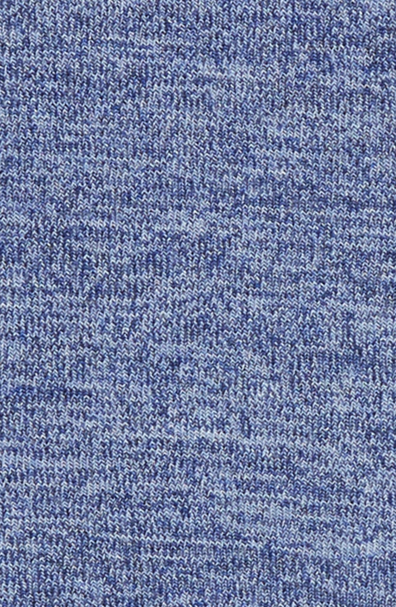 Landon Stretch T-Shirt,                             Alternate thumbnail 2, color,                             BLUE