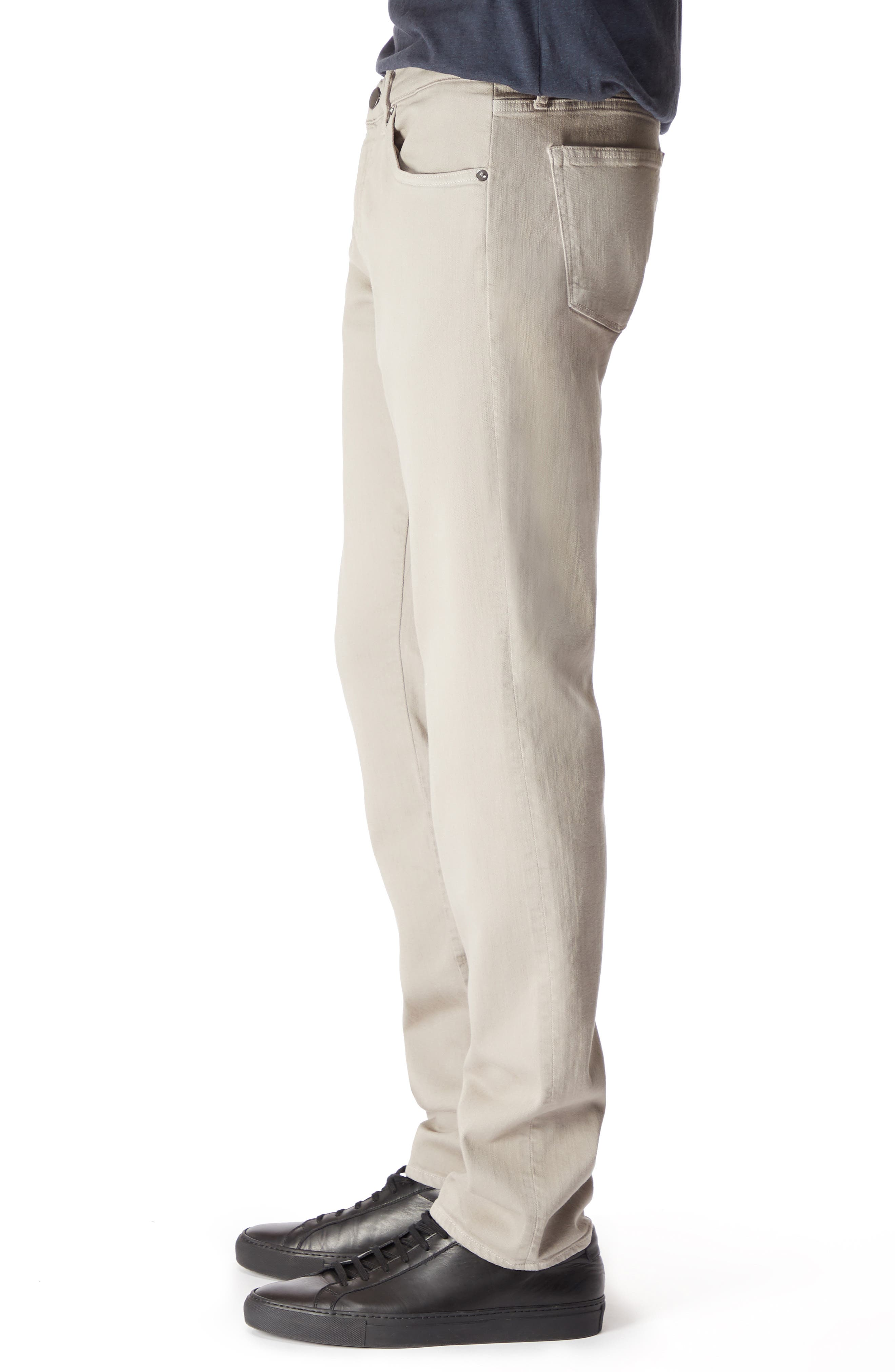 Tyler Slim Fit Jeans,                             Alternate thumbnail 3, color,                             TOPE (TAUPE)