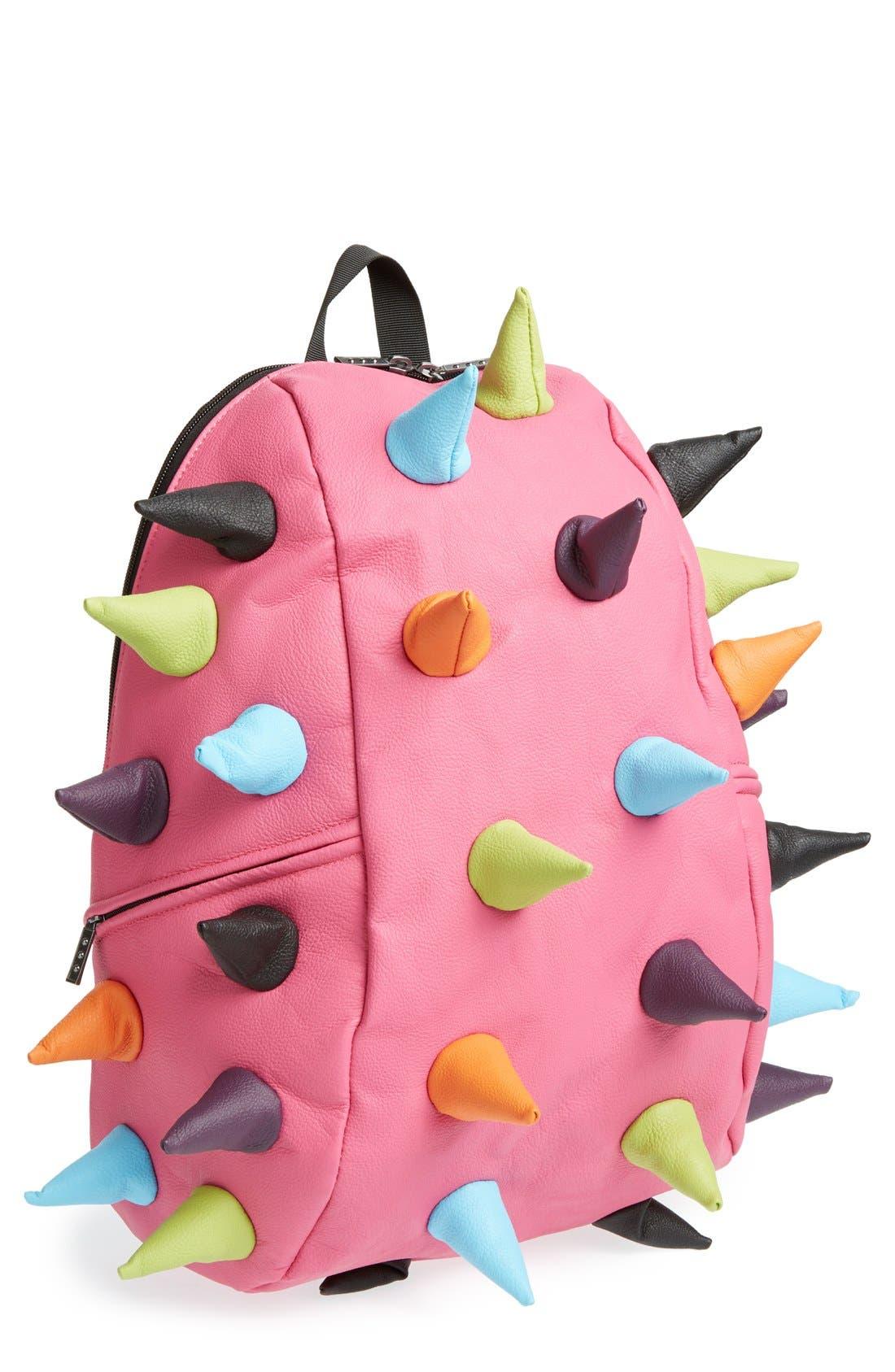 'Spiketus Rex' Backpack,                             Main thumbnail 1, color,                             650