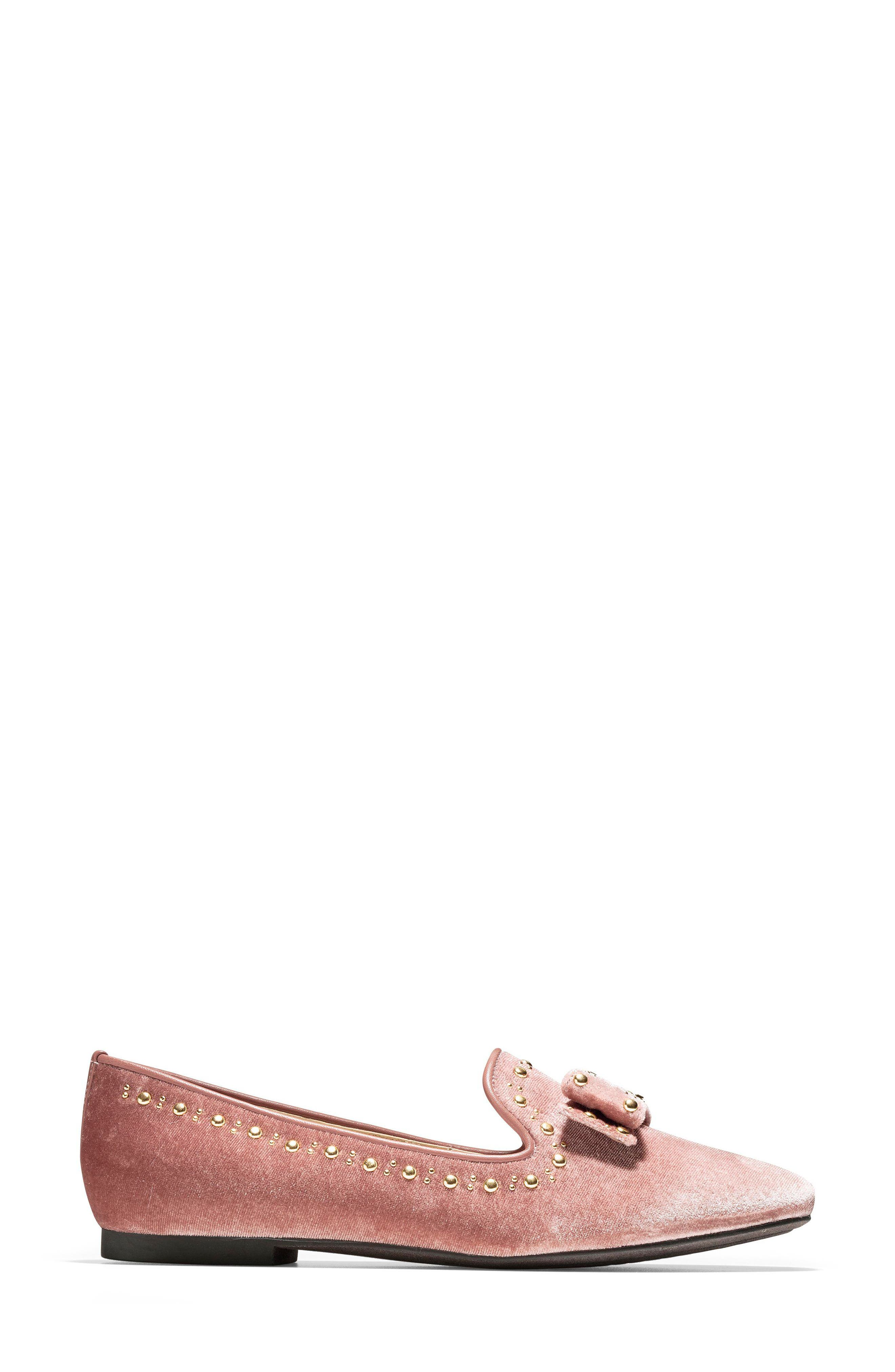 Tali Bow Loafer,                             Alternate thumbnail 8, color,