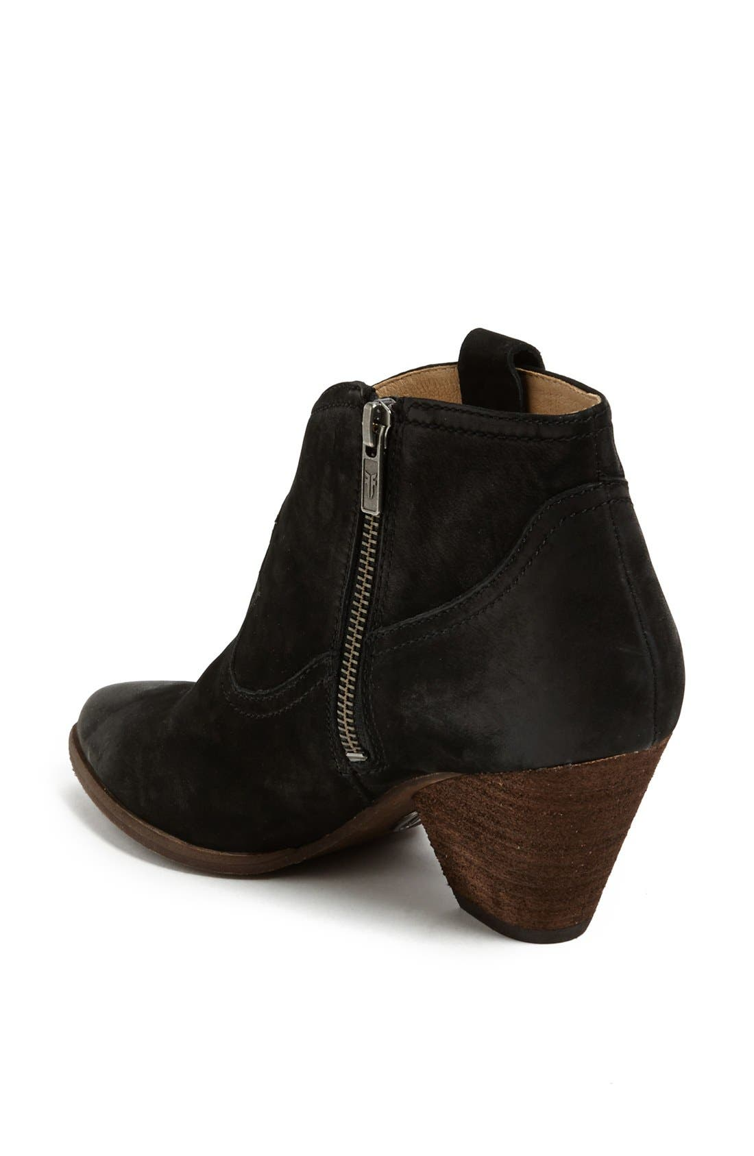 'Reina' Bootie,                             Alternate thumbnail 3, color,                             001