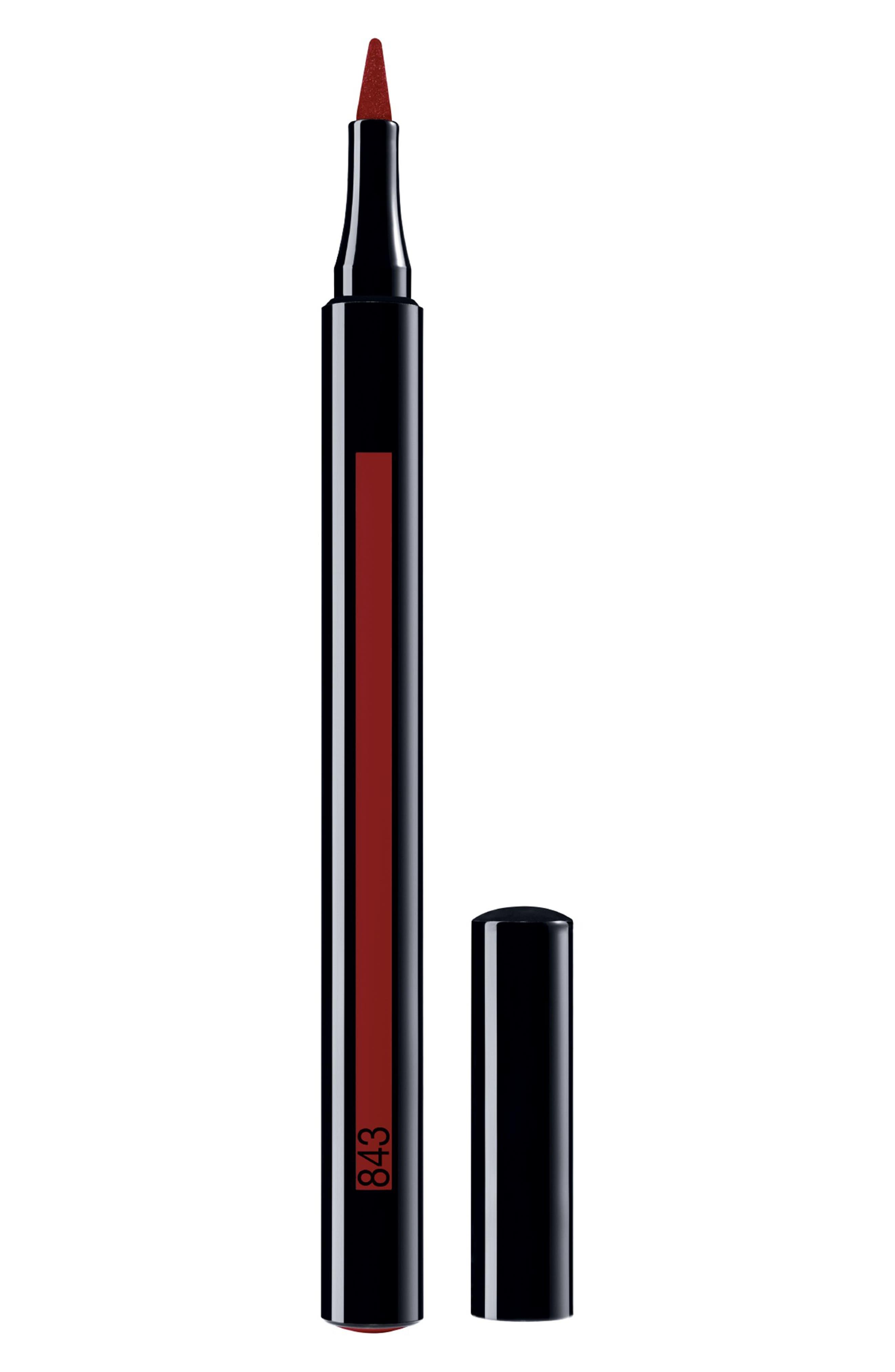 DIOR Rouge Dior Ink Lip Liner, Main, color, 843 CRAVE