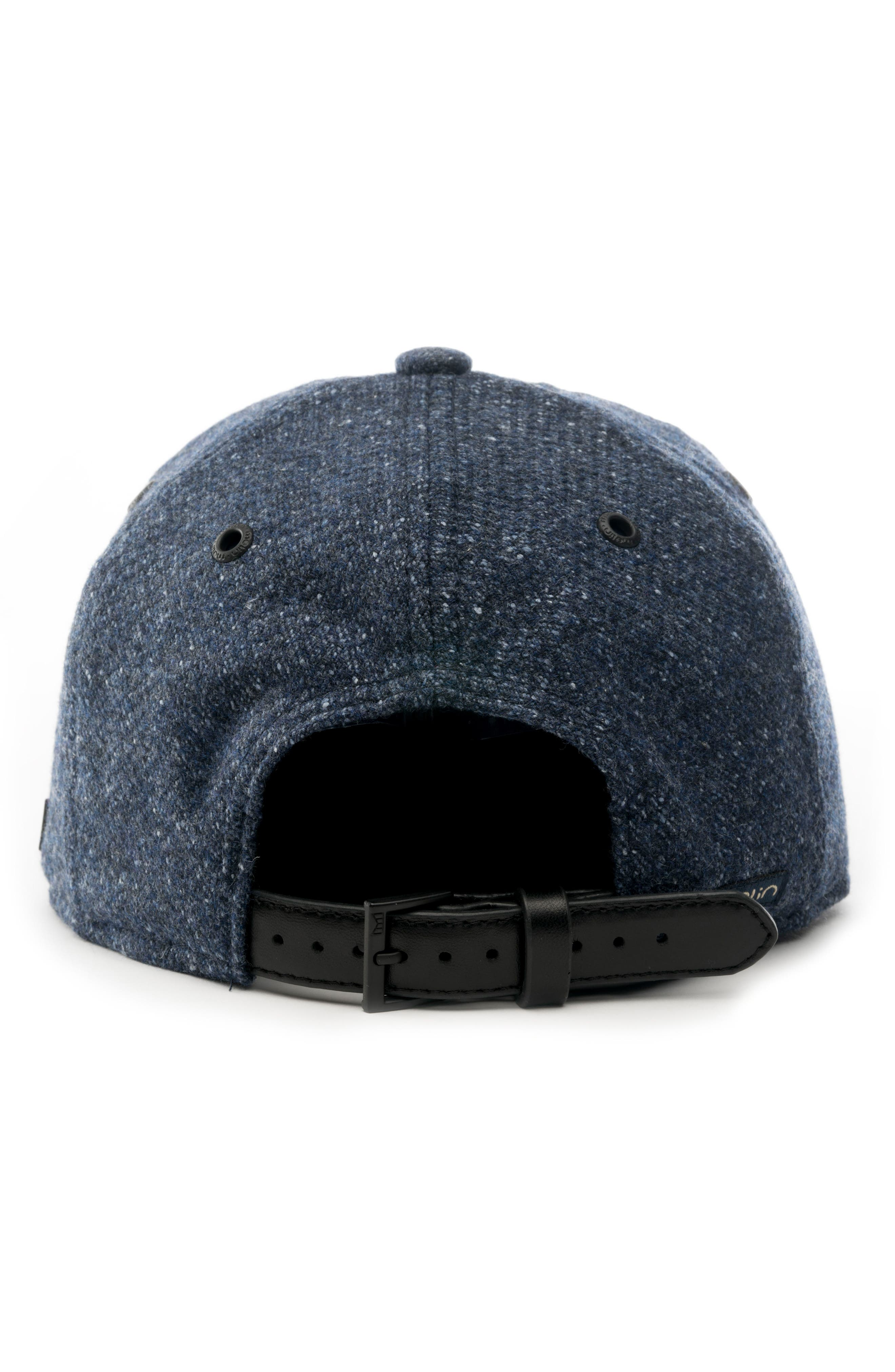 Kingpin Ball Cap,                             Alternate thumbnail 3, color,                             BLUE