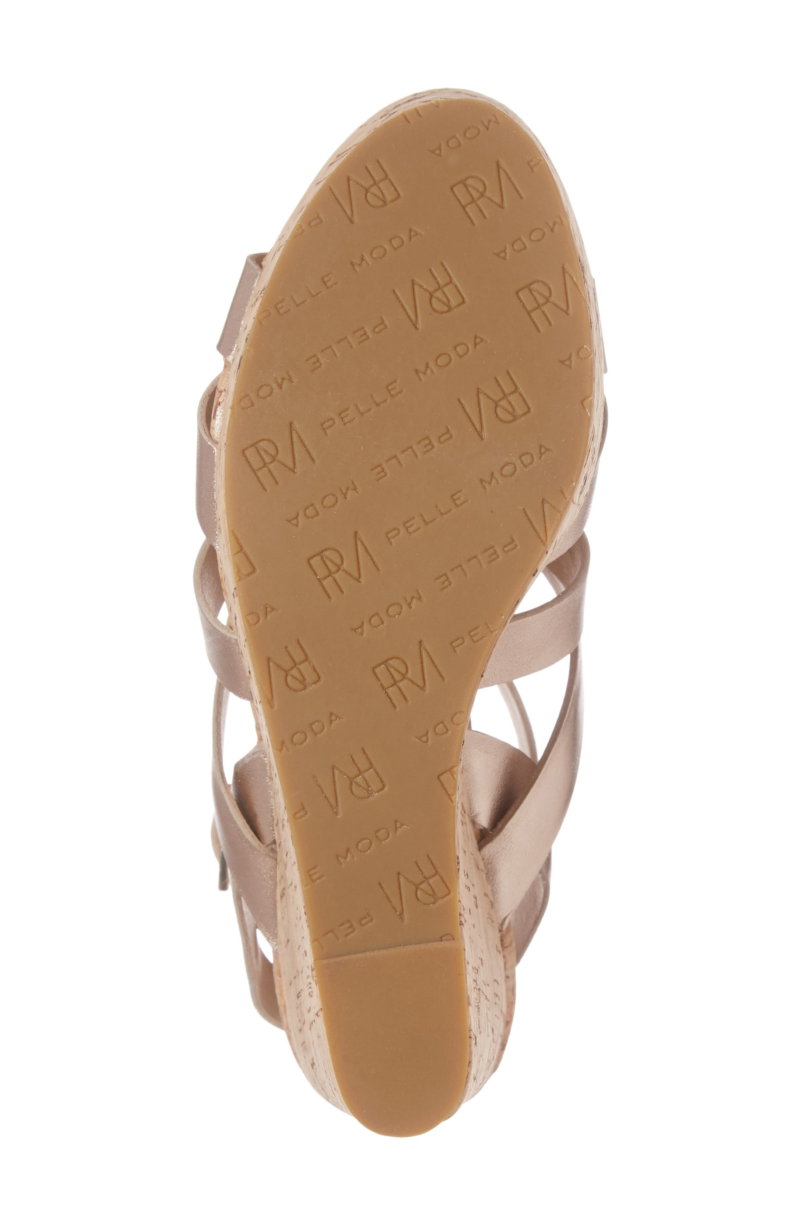 Rayjay Wedge Sandal,                             Alternate thumbnail 24, color,