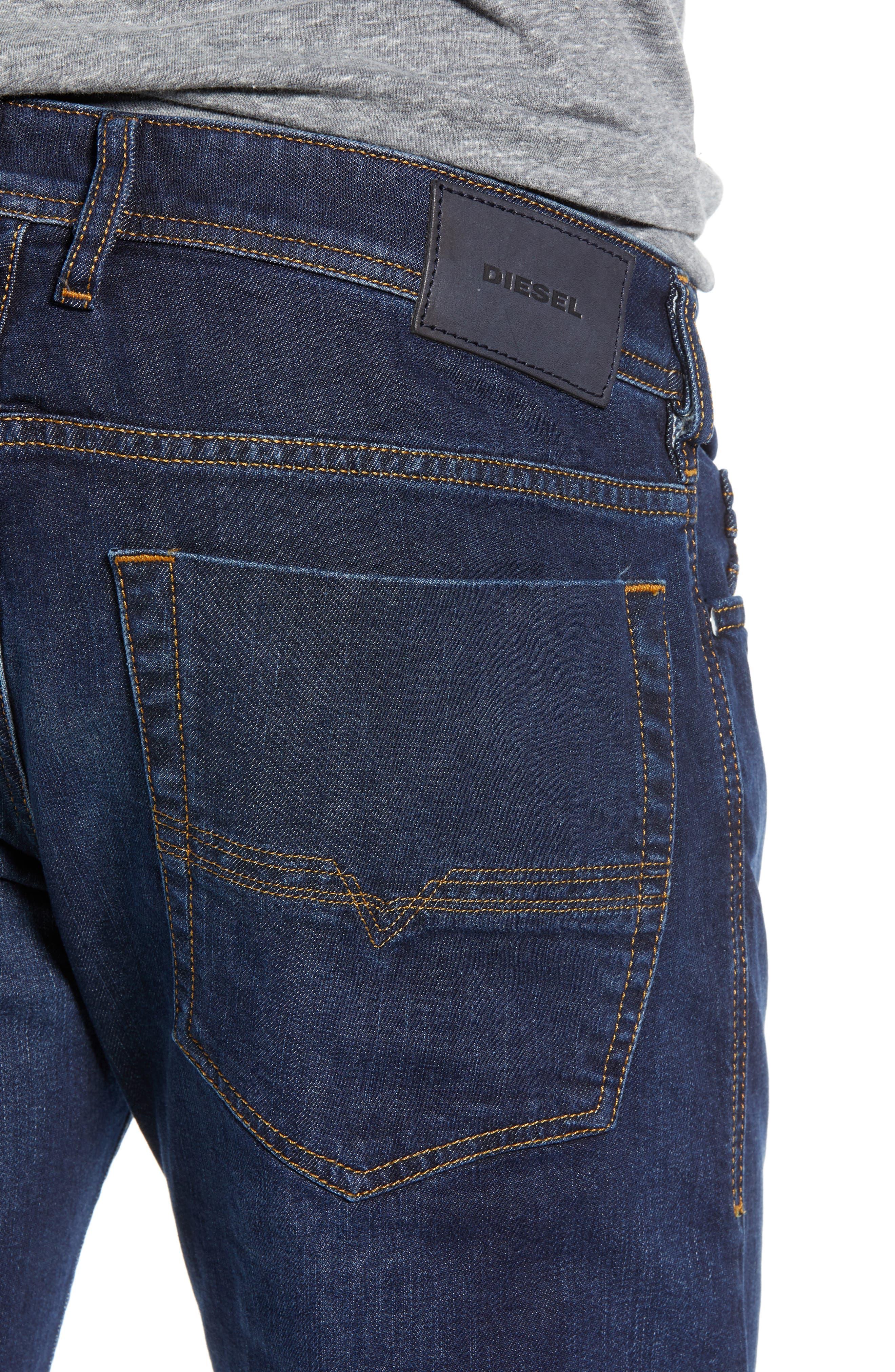 Zatiny Bootcut Jeans,                             Alternate thumbnail 4, color,                             084XH