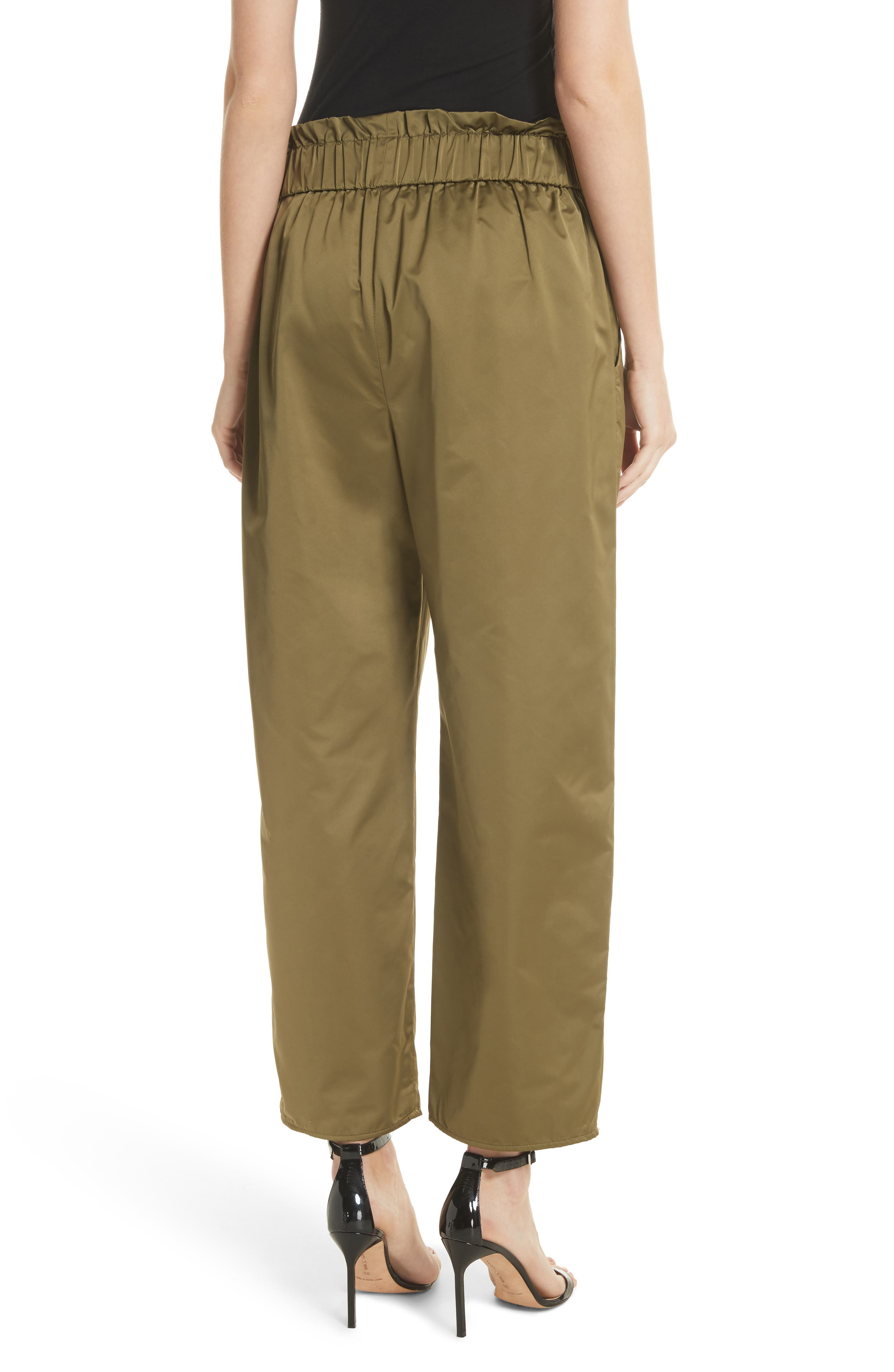 Kori Paperbag Waist Pants,                             Alternate thumbnail 2, color,