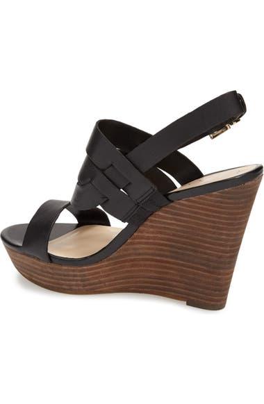4304b712de71 Sole Society  Jenny  Slingback Wedge Sandal (Women)