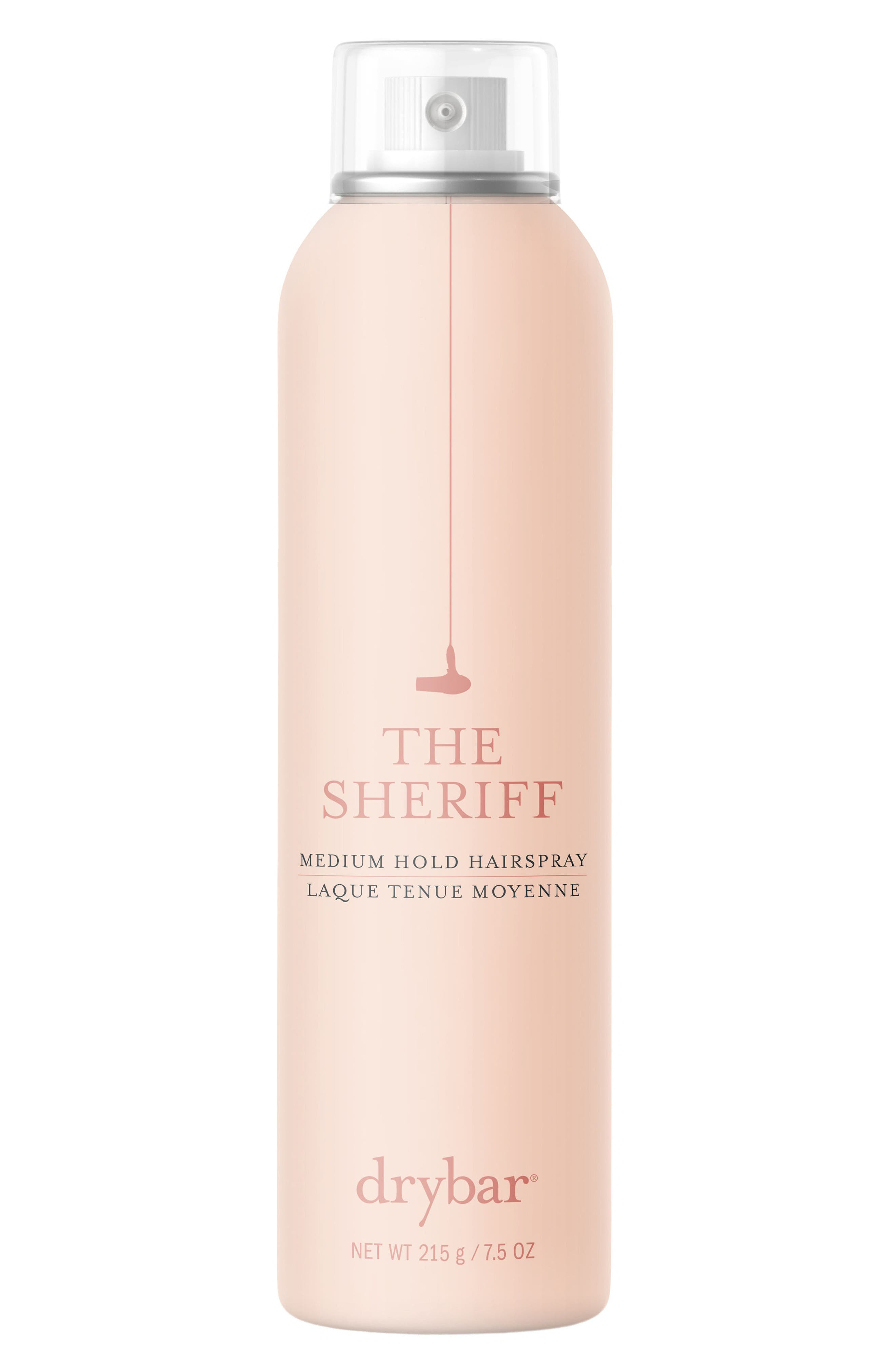 The Sheriff Medium Hold Hairspray,                         Main,                         color, NO COLOR